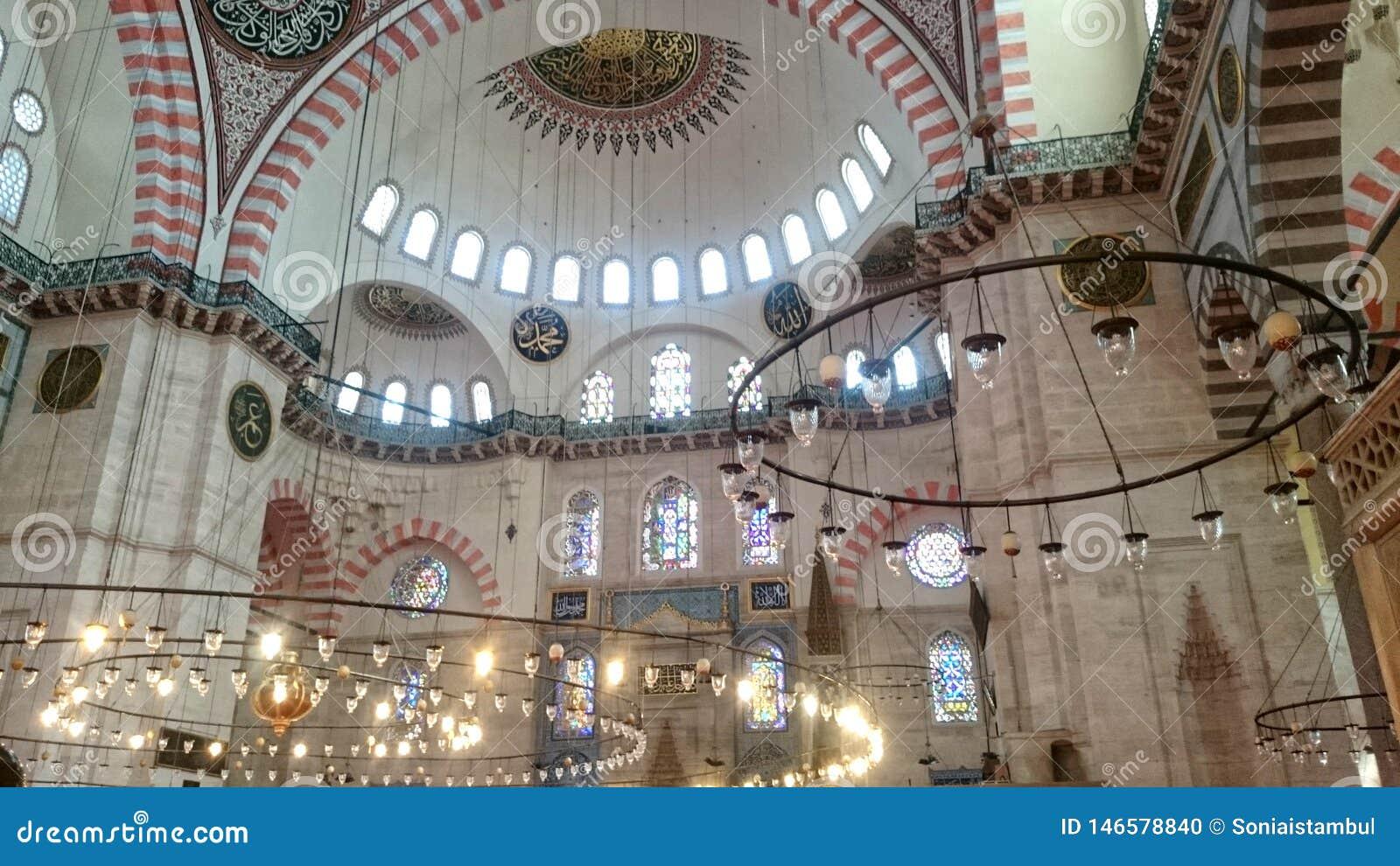 Mesquita do suleyman