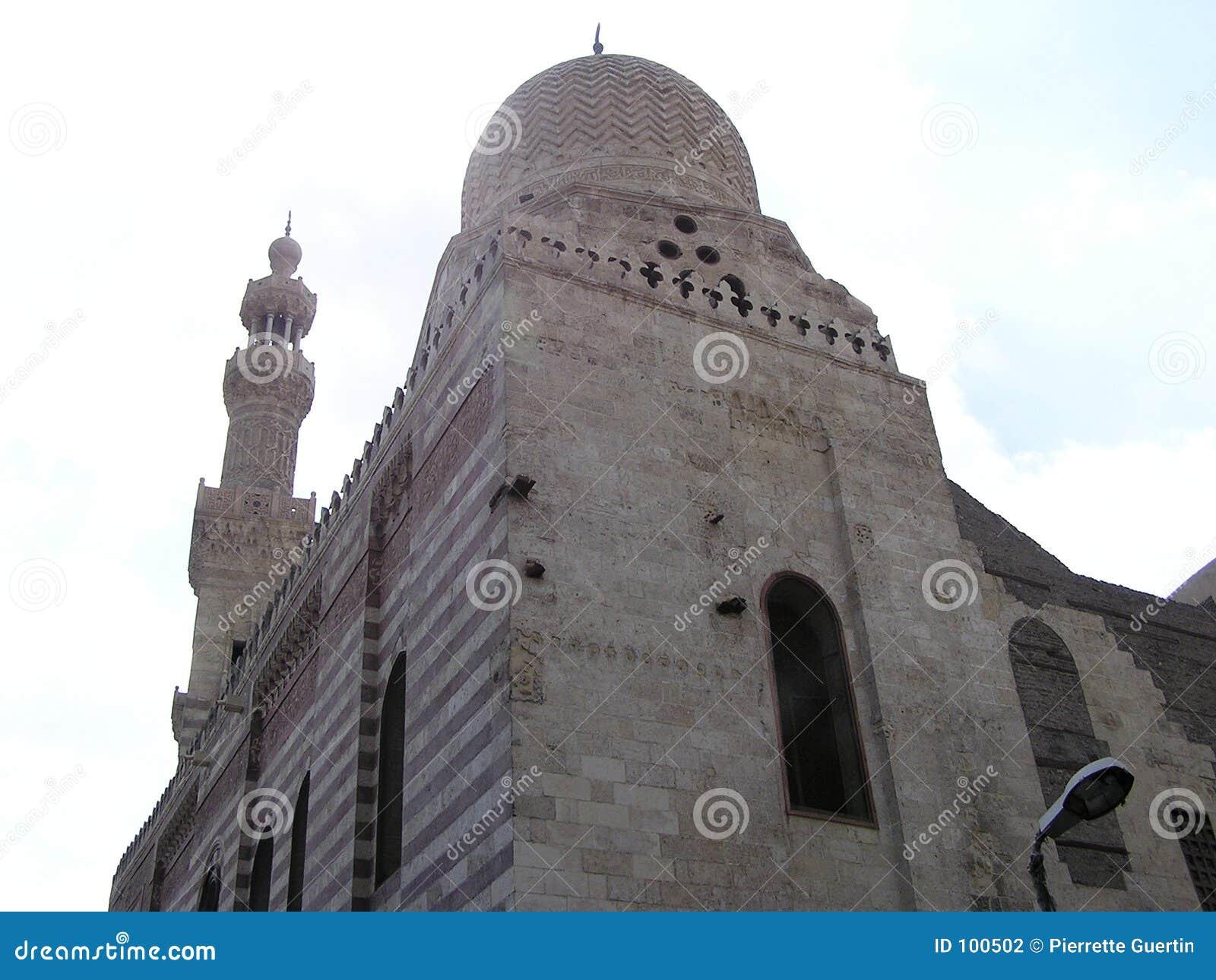 Mesquita no Cairo, Egipto África