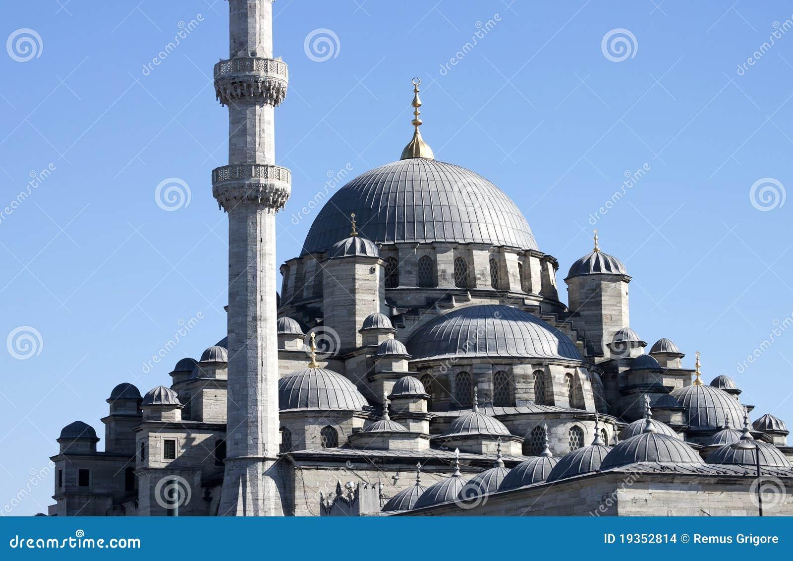 A mesquita nova (Yeni Camii)