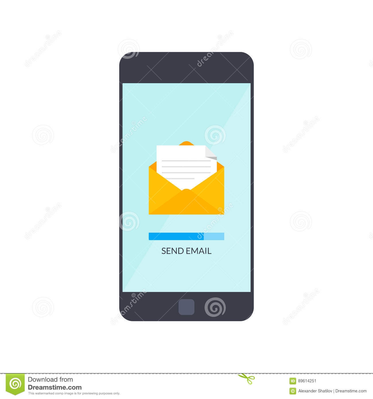 how to send message to phone from email