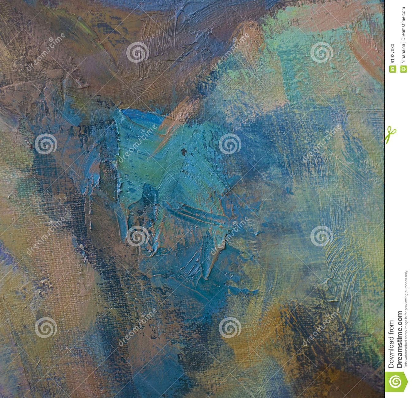 Messy Abstract Stock Illustration - Image: 61927080