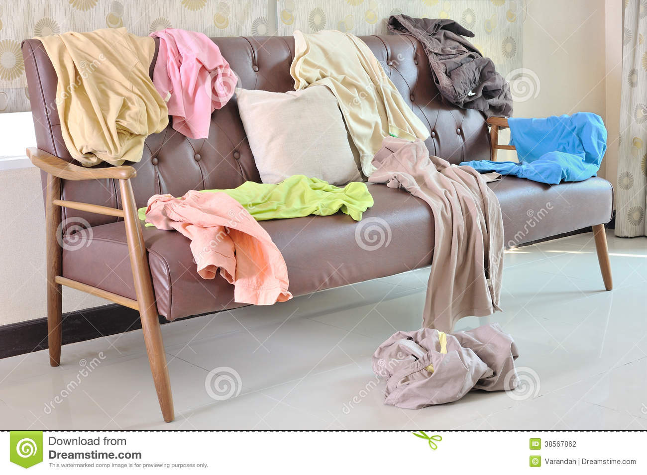 messy clothes scattered on a sofa in room stock dirty dishes clipart free washing dirty dishes clipart