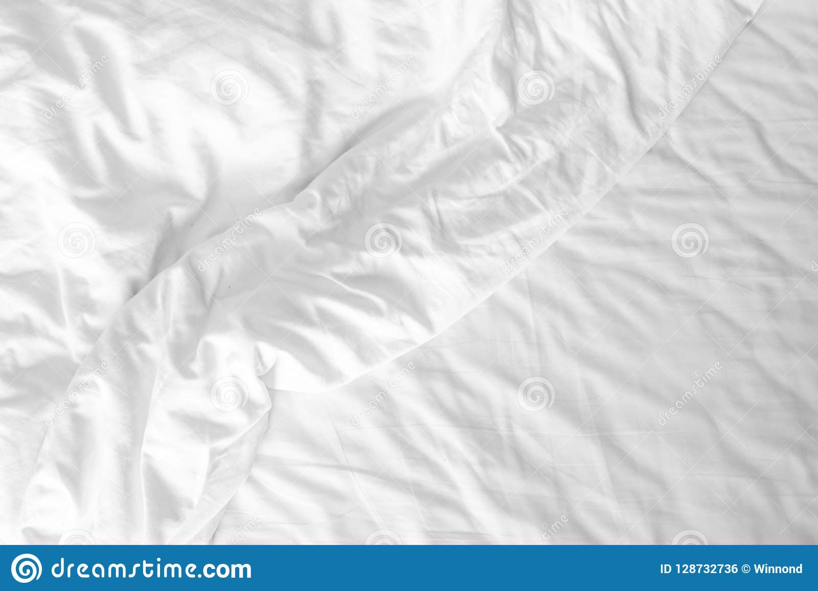 White bed sheets background Creative Messy White Bed Sheets Background Istock Messy White Bed Sheets Stock Photo Image Of Elegant 128732736