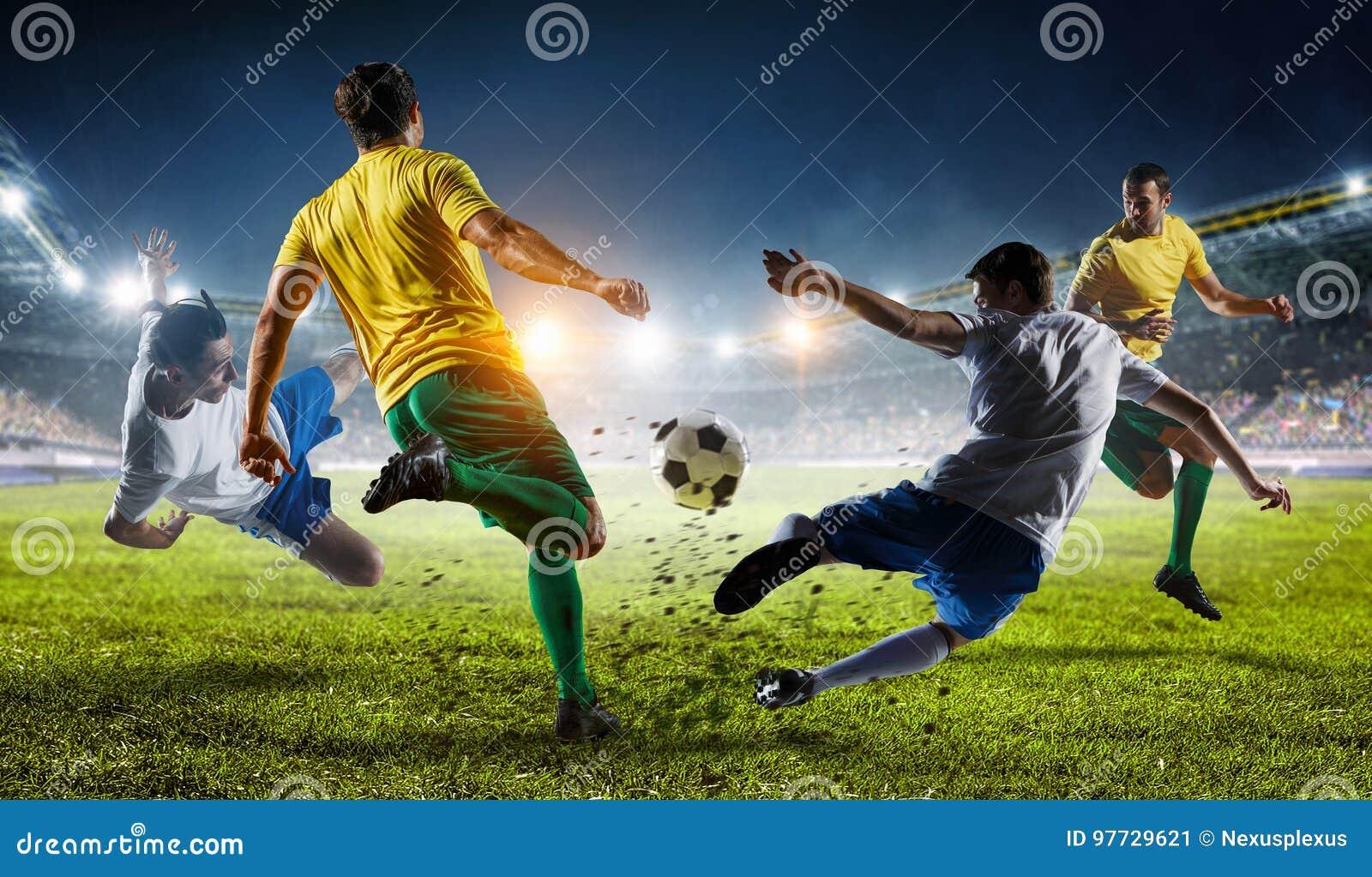 Mest bra ögonblick för fotboll Blandat massmedia