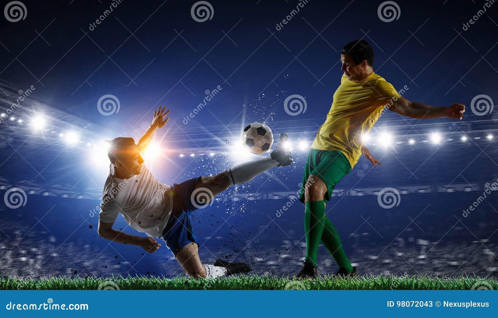Mest bra ögonblick för fotboll Blandat massmedia Blandat massmedia