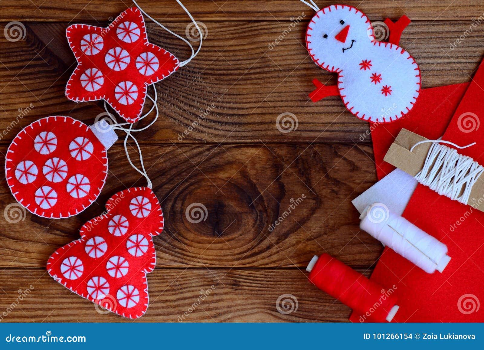 Regali Di Natale Da Fare In Casa.Mestieri Di Natale Da Fare A Casa Stella Del Feltro Albero Di