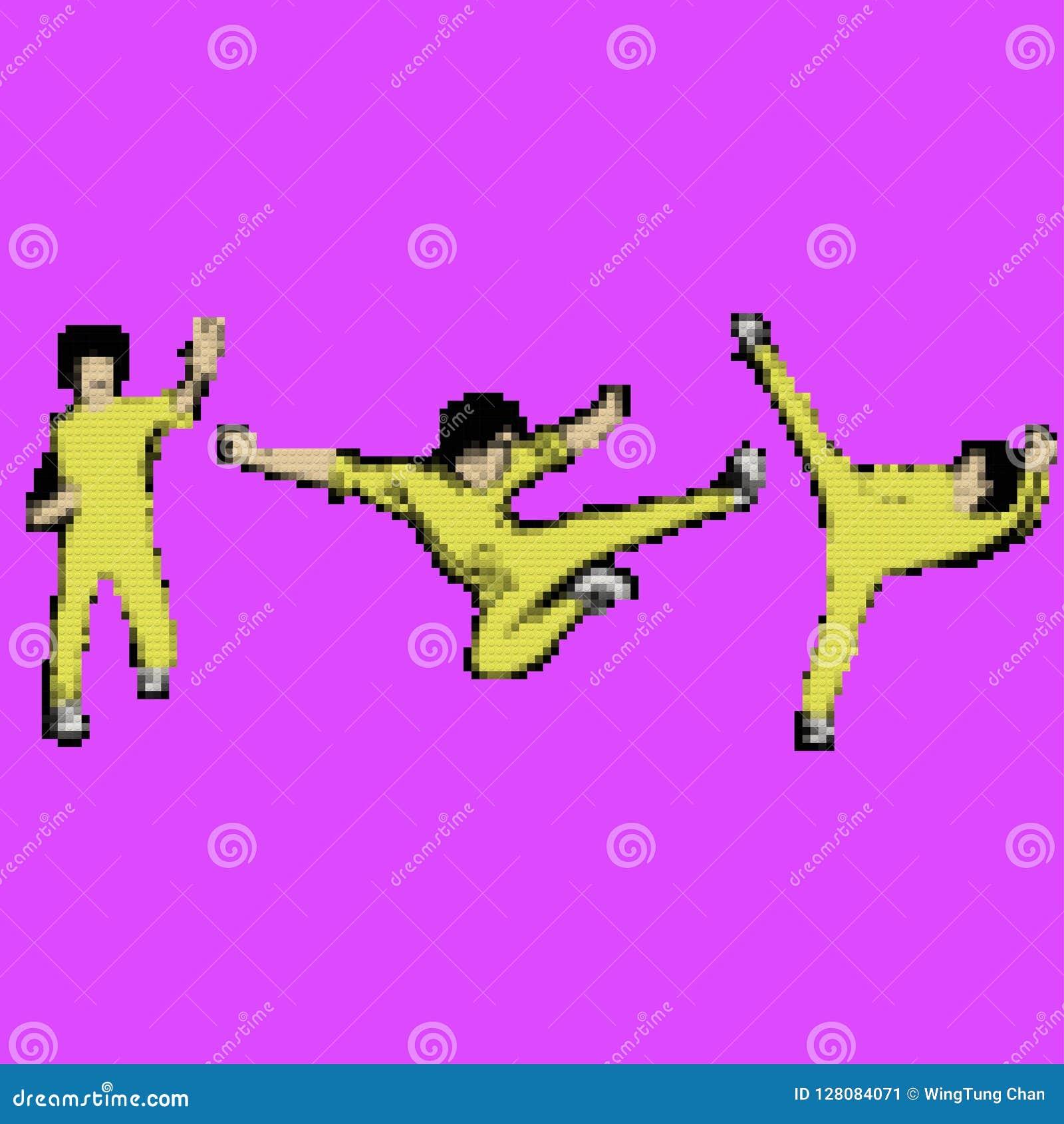 Mestre do kung-fu