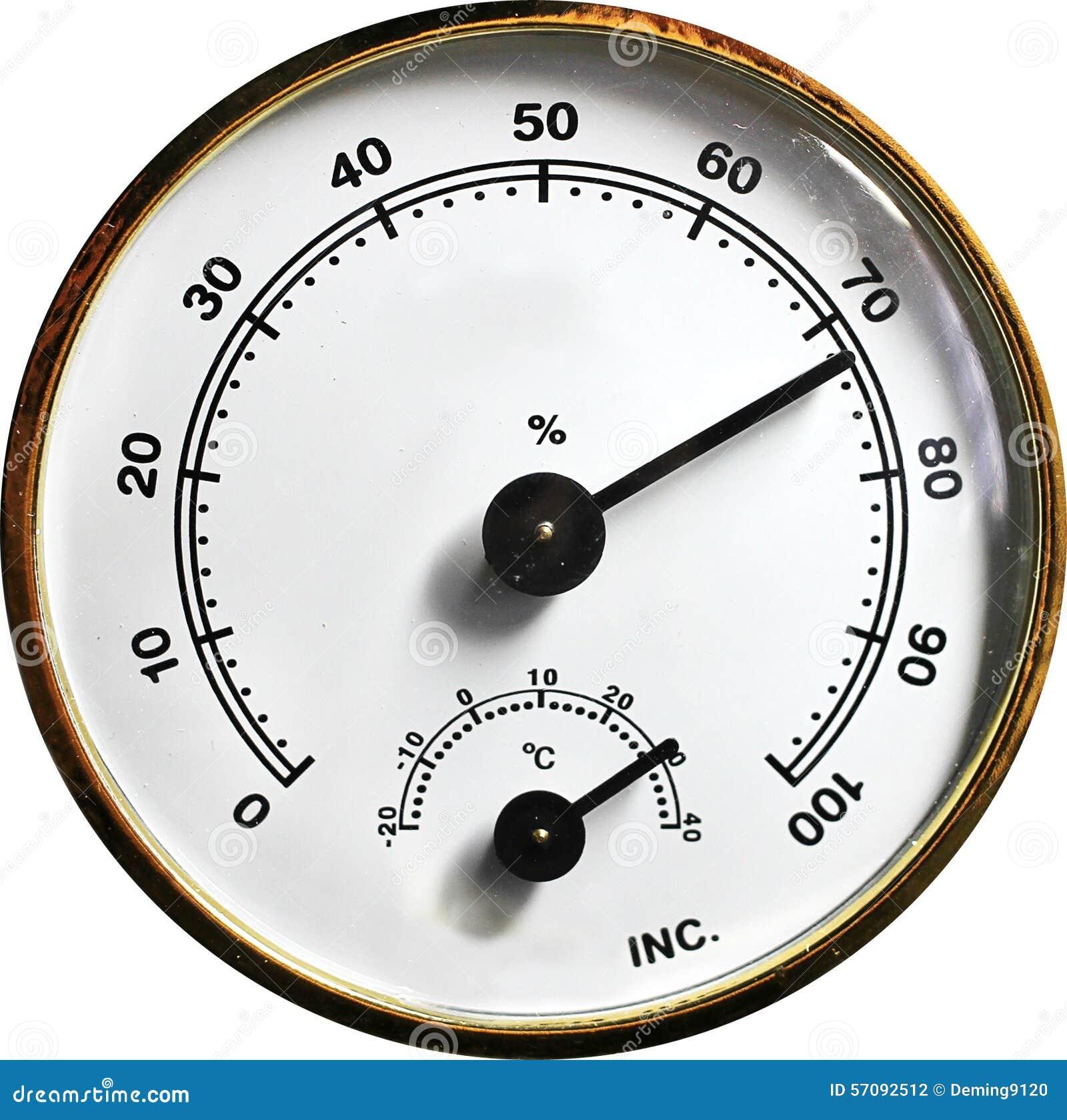 Mesure de la température et d humidité