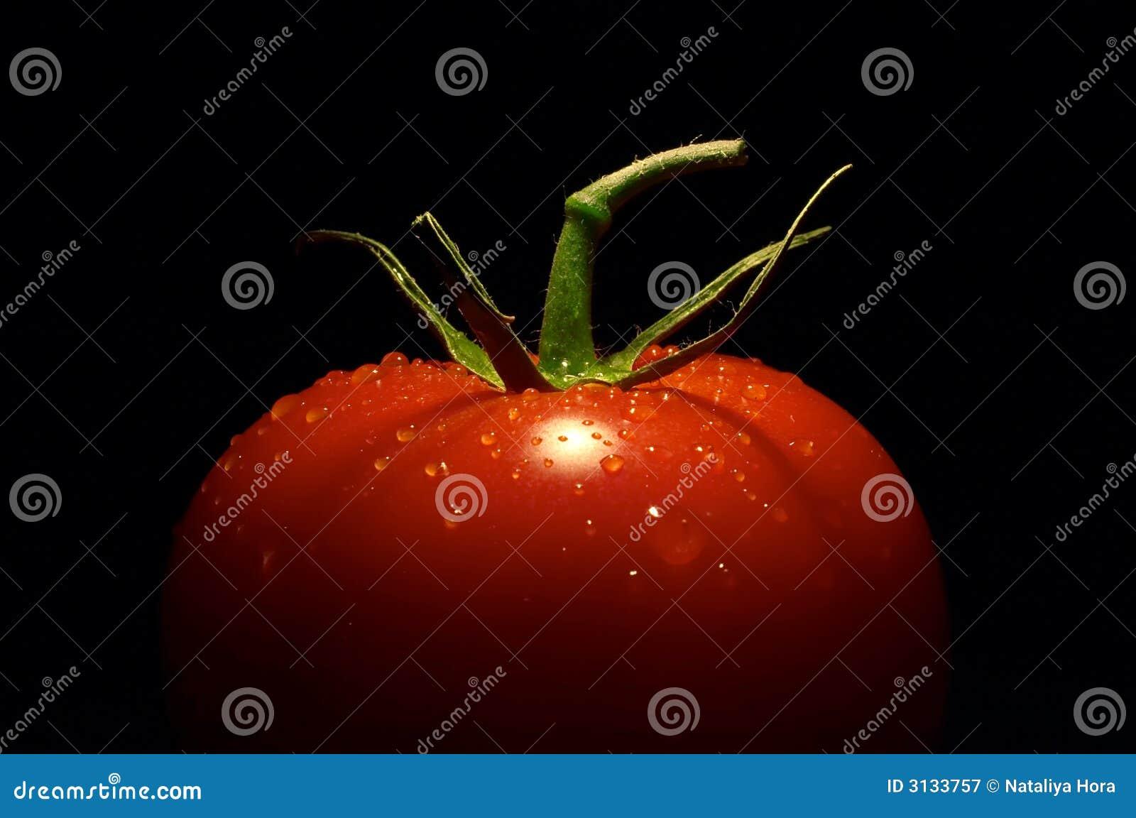 Metà del pomodoro