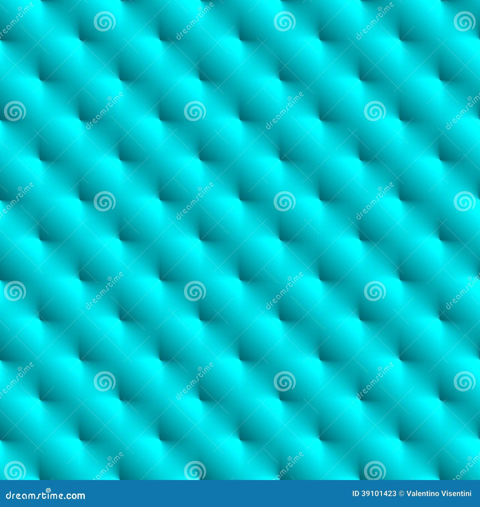 Metaal Blauwe Naadloze Achtergrond