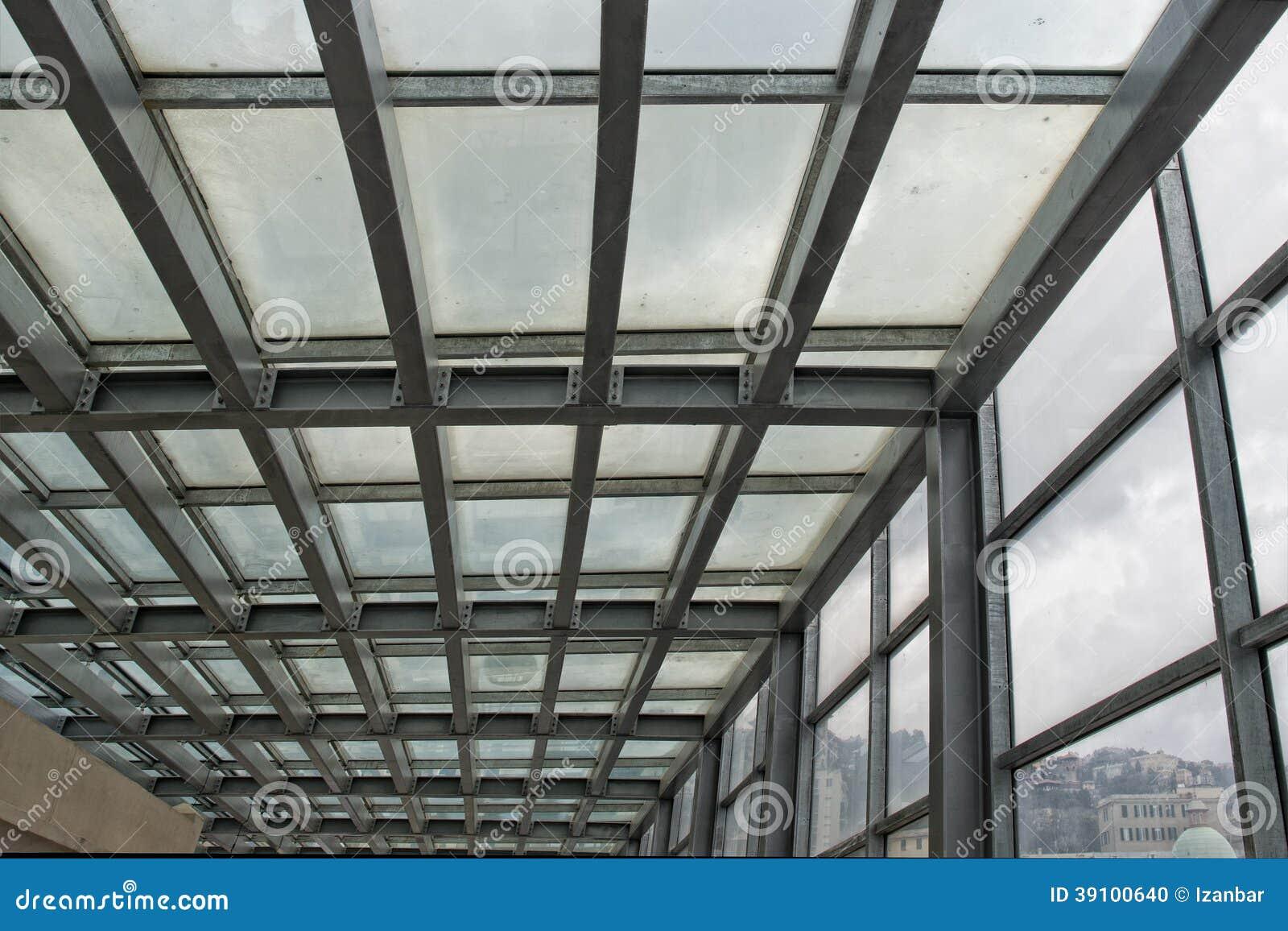 Metaal de bouwkader
