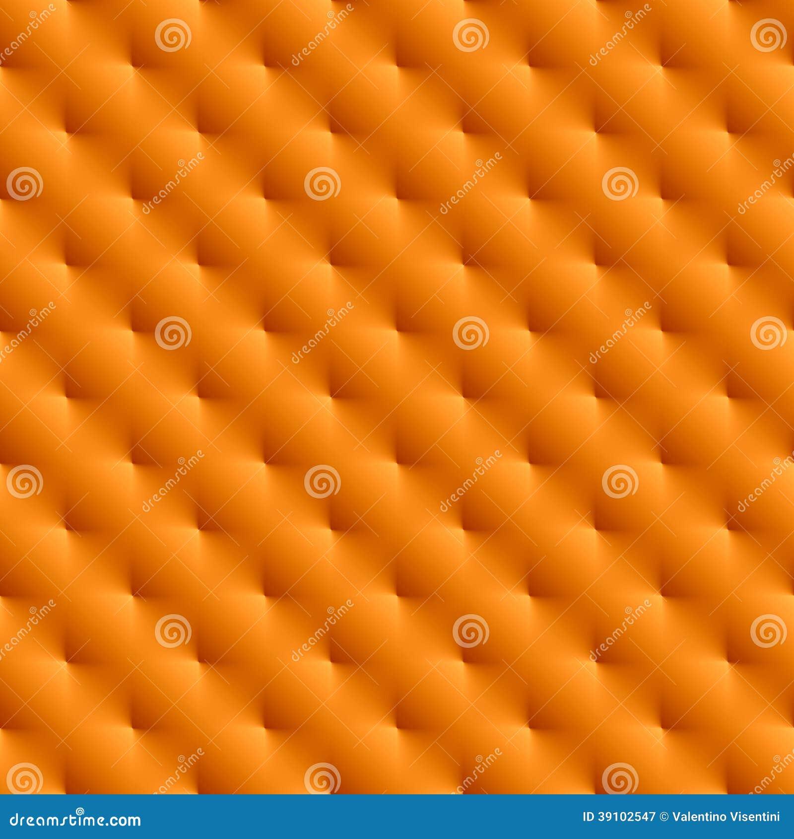 Metaal Oranje Naadloze Achtergrond