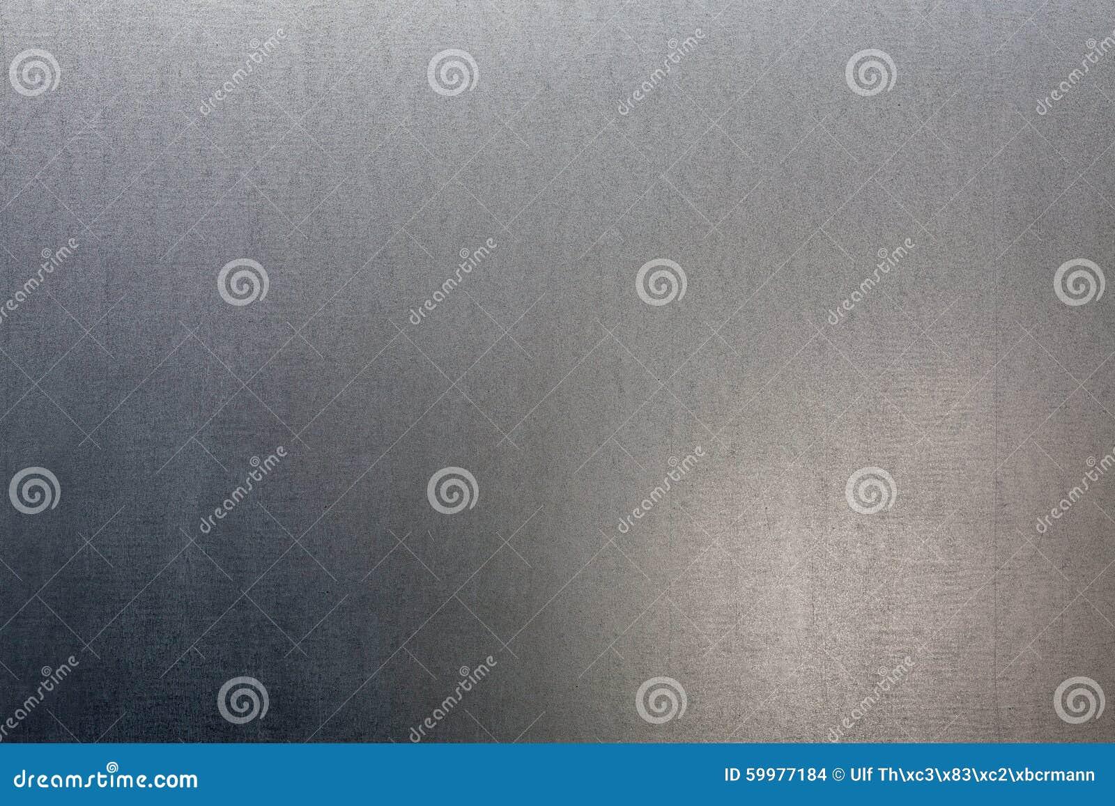 Metal ściana