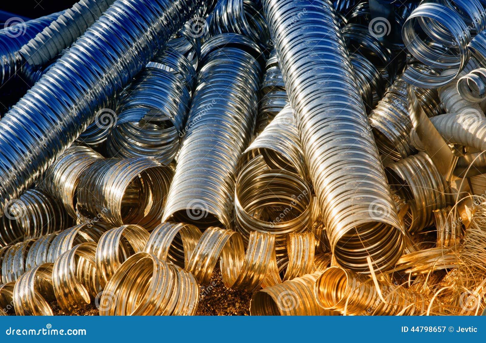 Metal трубы