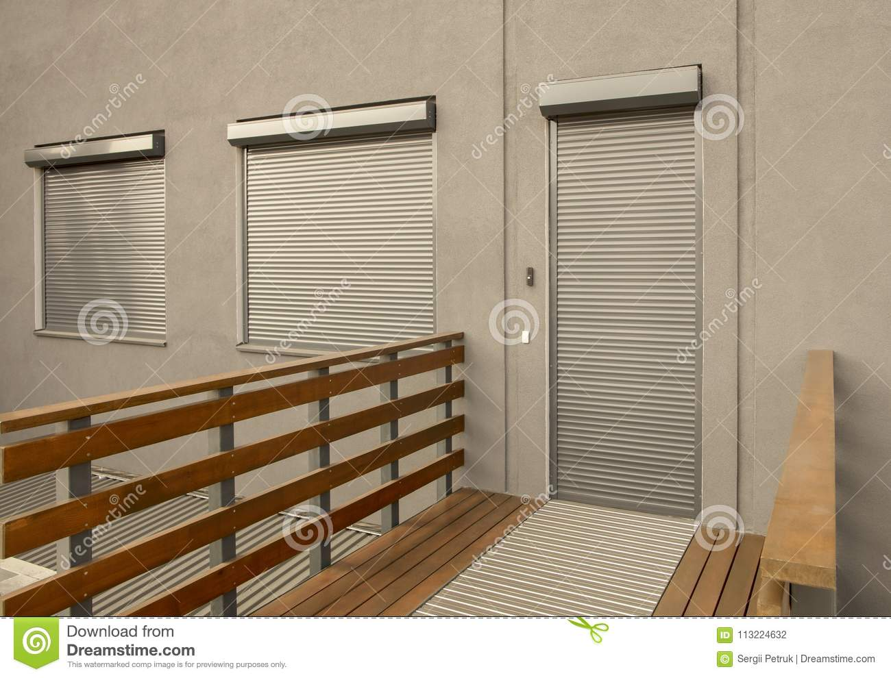 texture stock drawstring photo with metal picture blinds