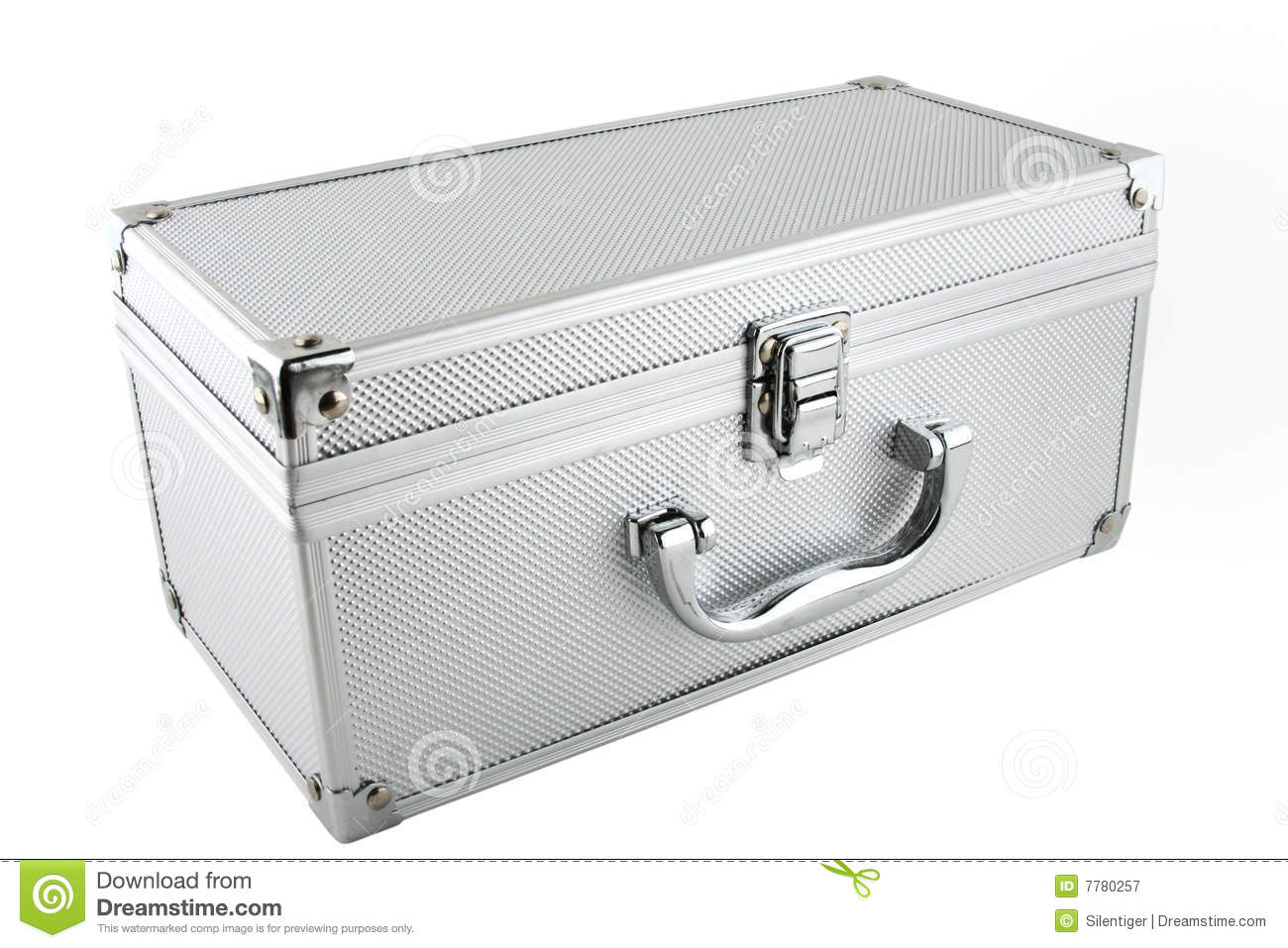 Metal Box Royalty Free Stock Photography - Image: 7780257