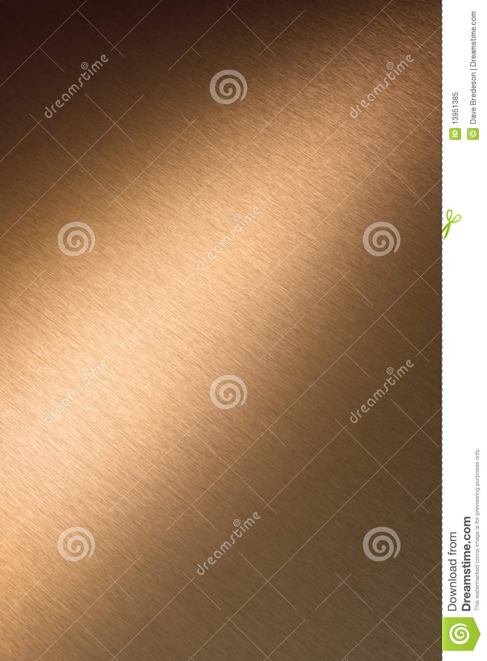 Metal Bronze Copper Background Stock Image Image Of