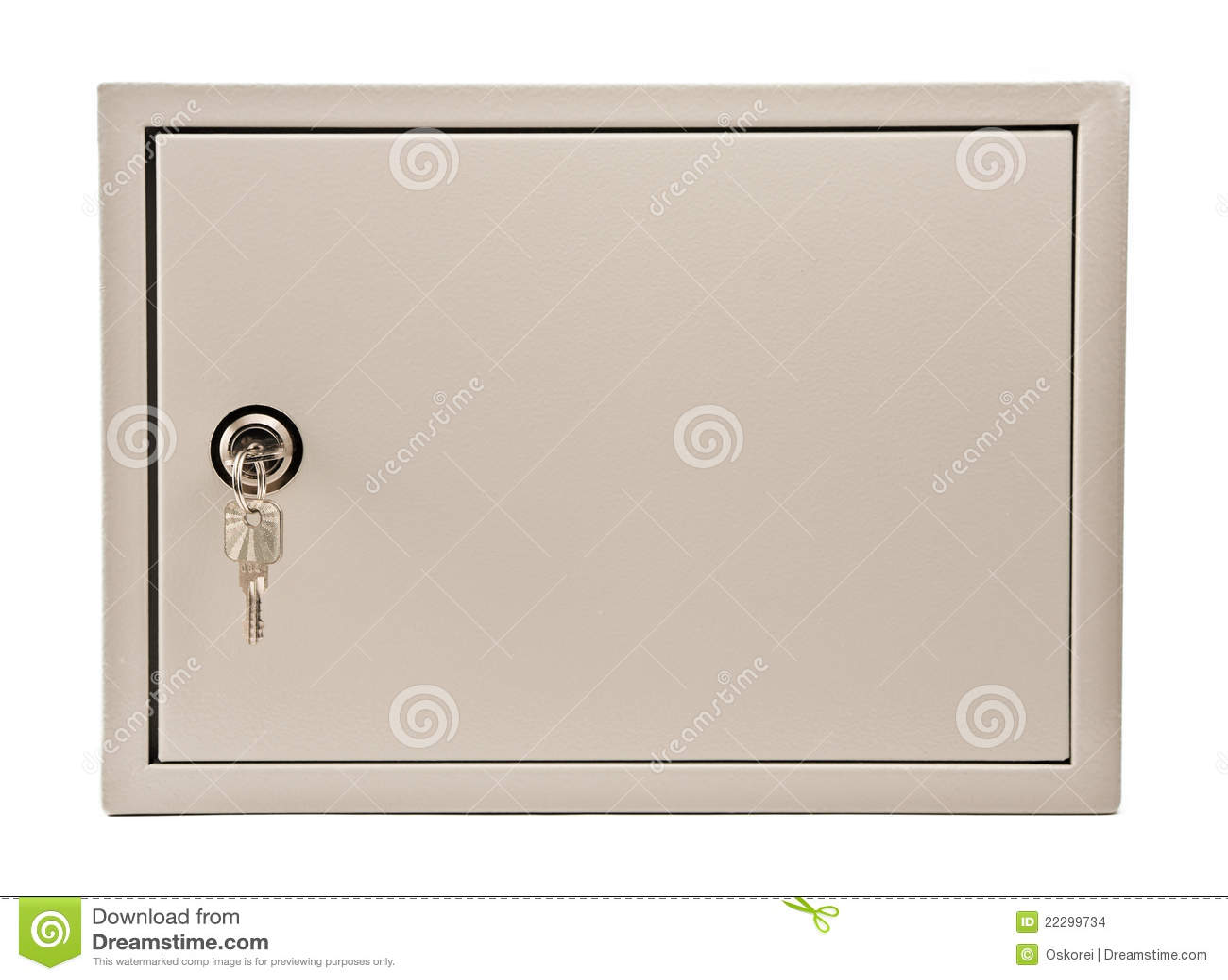 Metal A Caixa Cinzenta Com Porta Cadeado E Chaves Imagens de Stock  #85A724 1300x1055