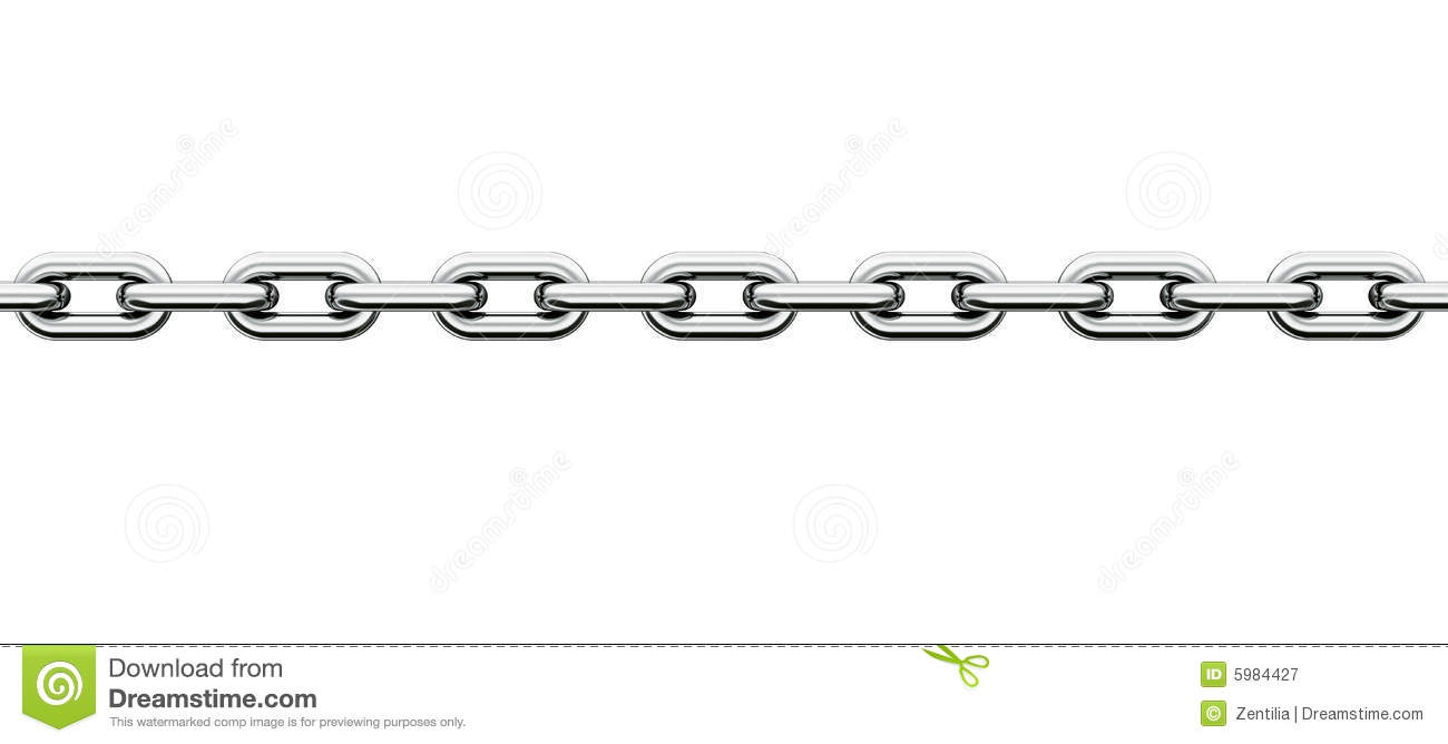 Metal Chain Royalty Free Stock Photography - Image: 5984427