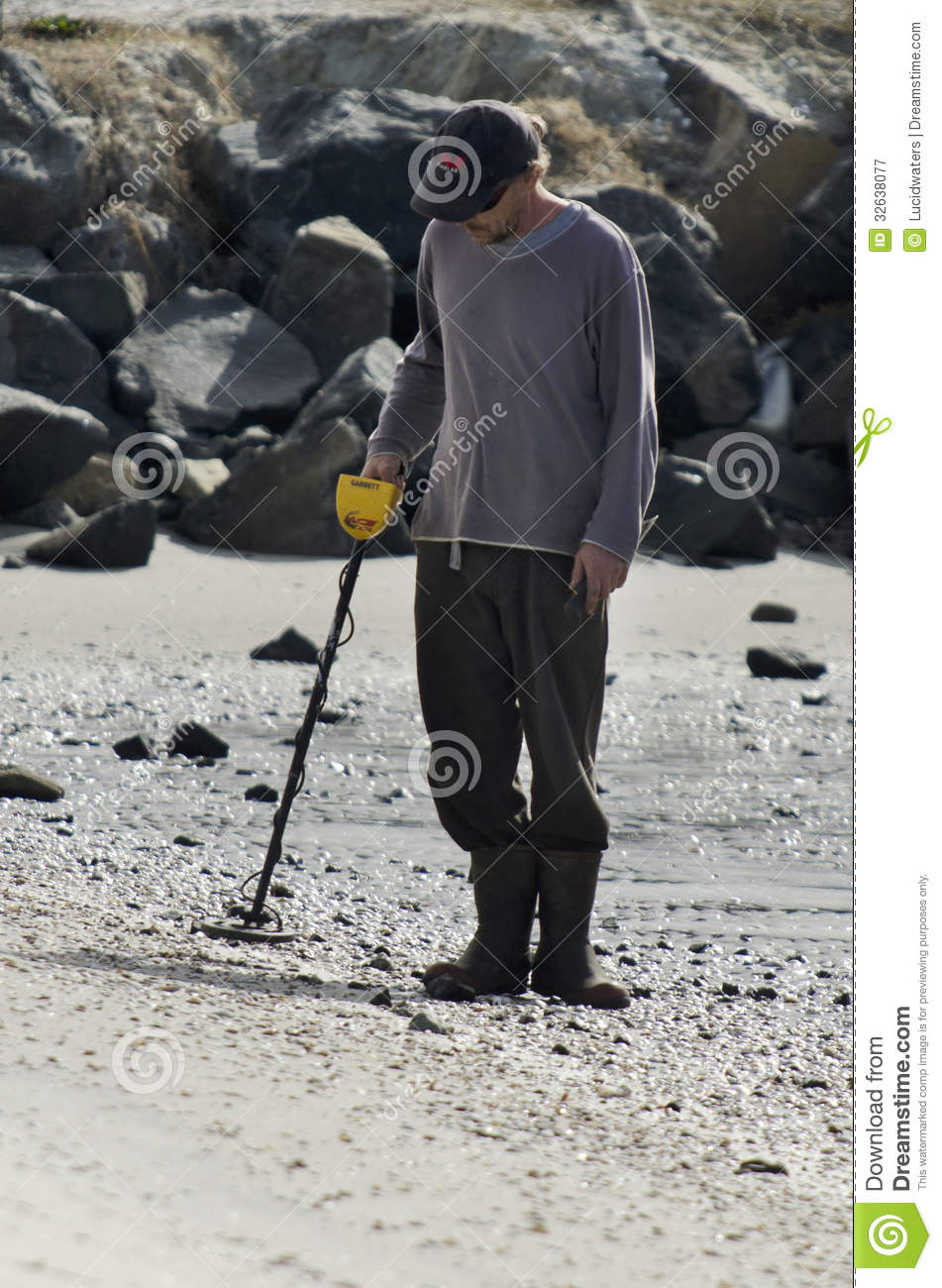 Jew Detector: Metal Detector Editorial Photography. Image Of Hobby