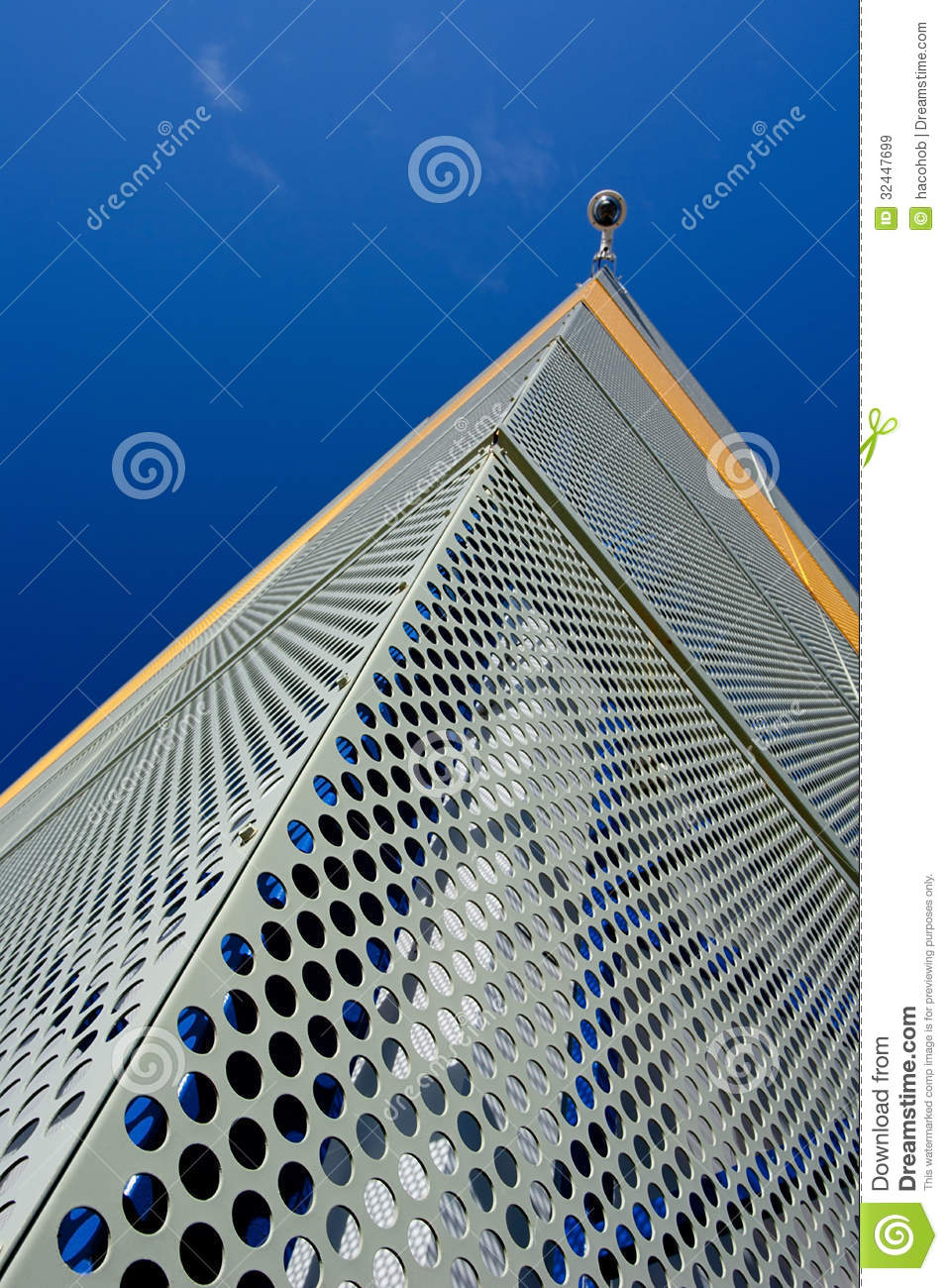 Metal Facade Royalty Free Stock Images Image 32447699