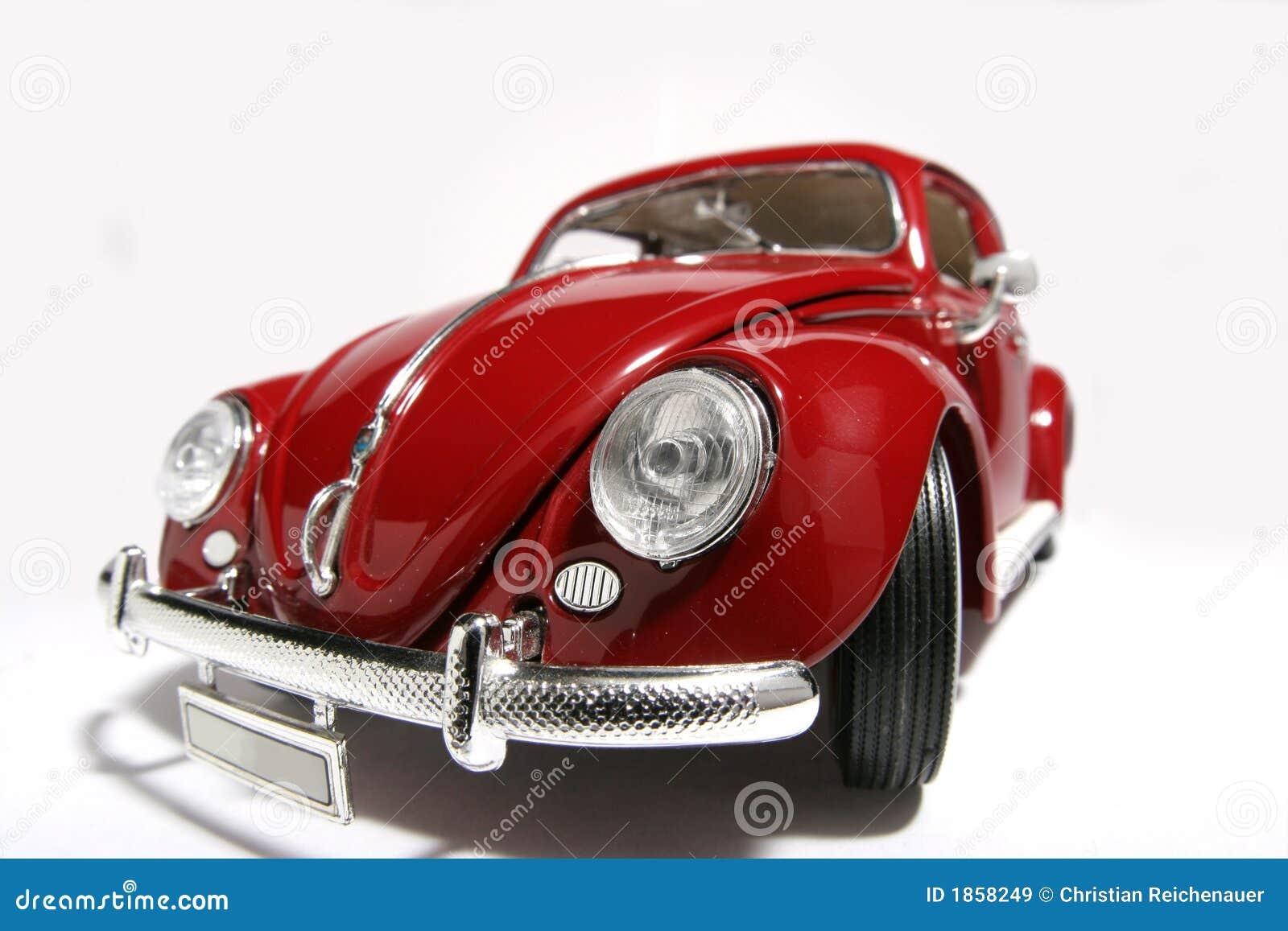 Metal fisheye 1955 de VW Beatle del modelo del juguete de la escala el viejo #3