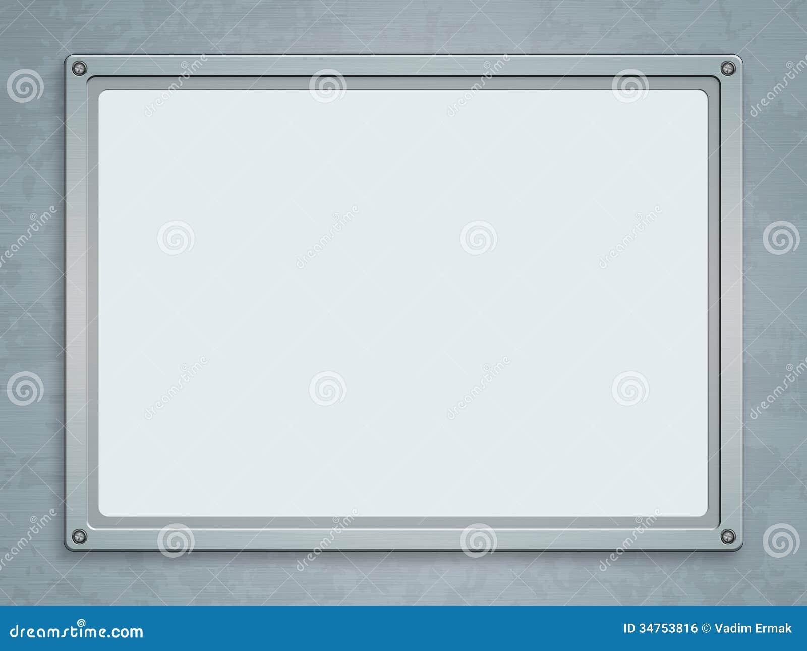 how to make metal frame
