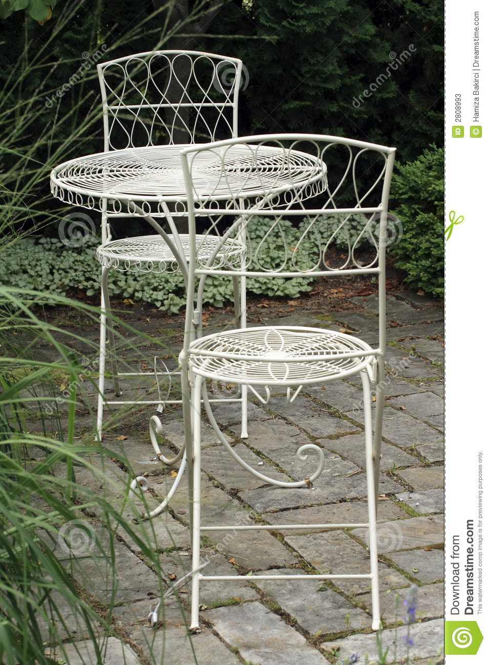 Metal Garden Chairs Our Designs