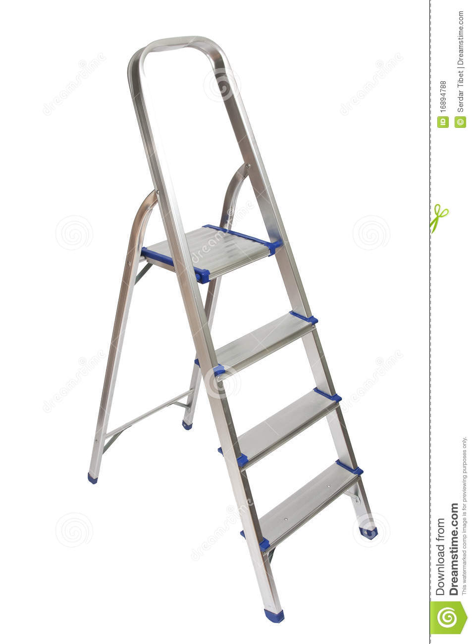 Metal Ladder Stock Photo Image Of Repair Staircase