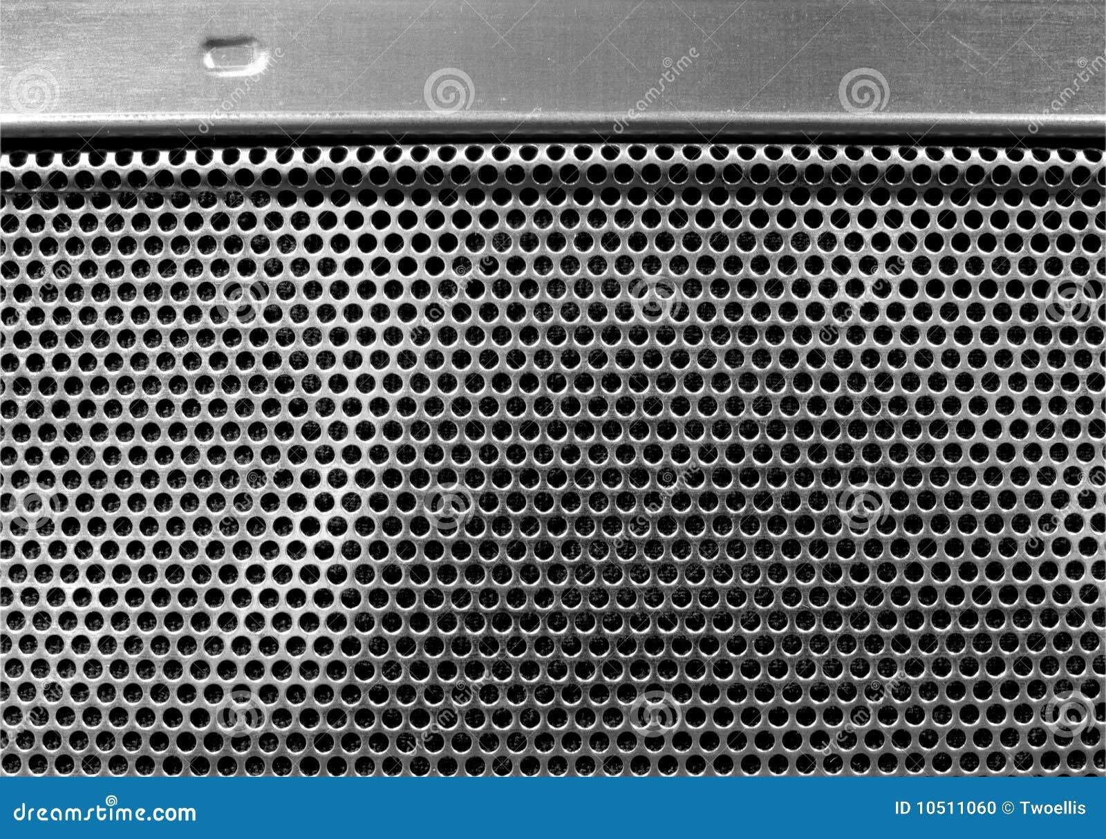 Metal Mesh Box Stock Photo Image Of Black Industry