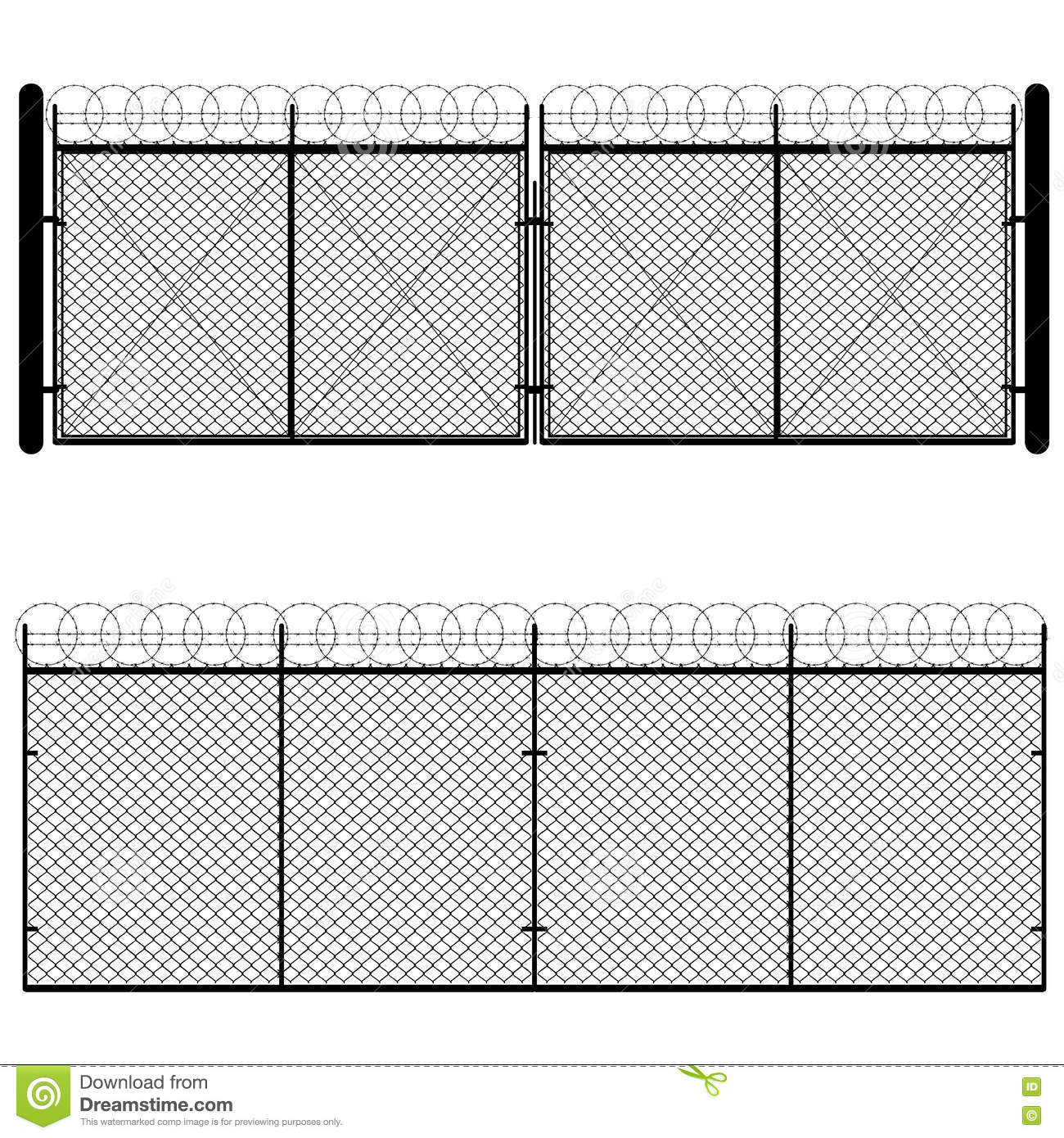 Perfect Wire Mesh Fence Panels Collection - The Wire - magnox.info