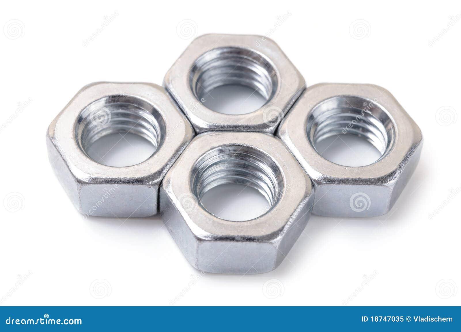 Metal nut