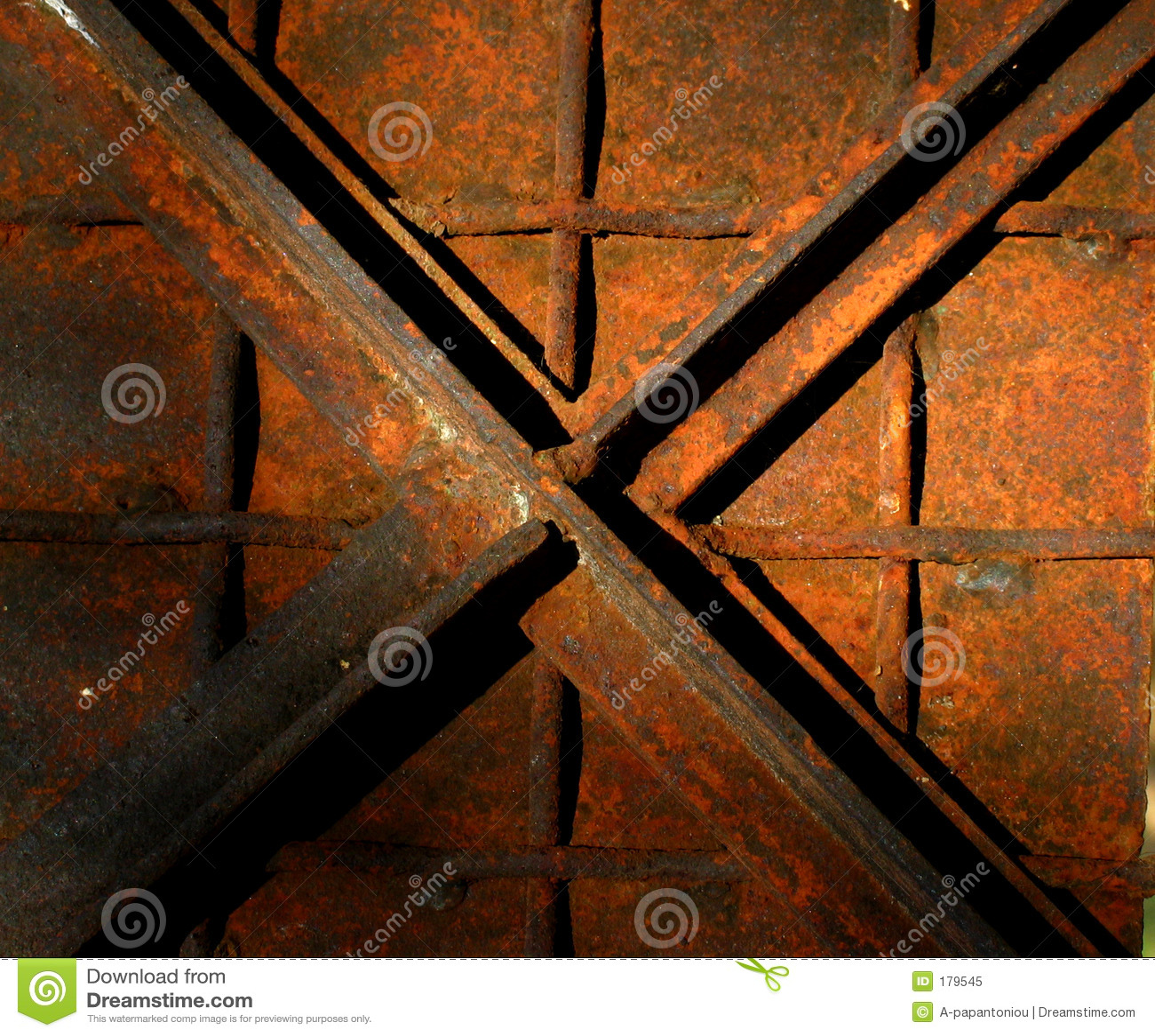 Metal oxidado