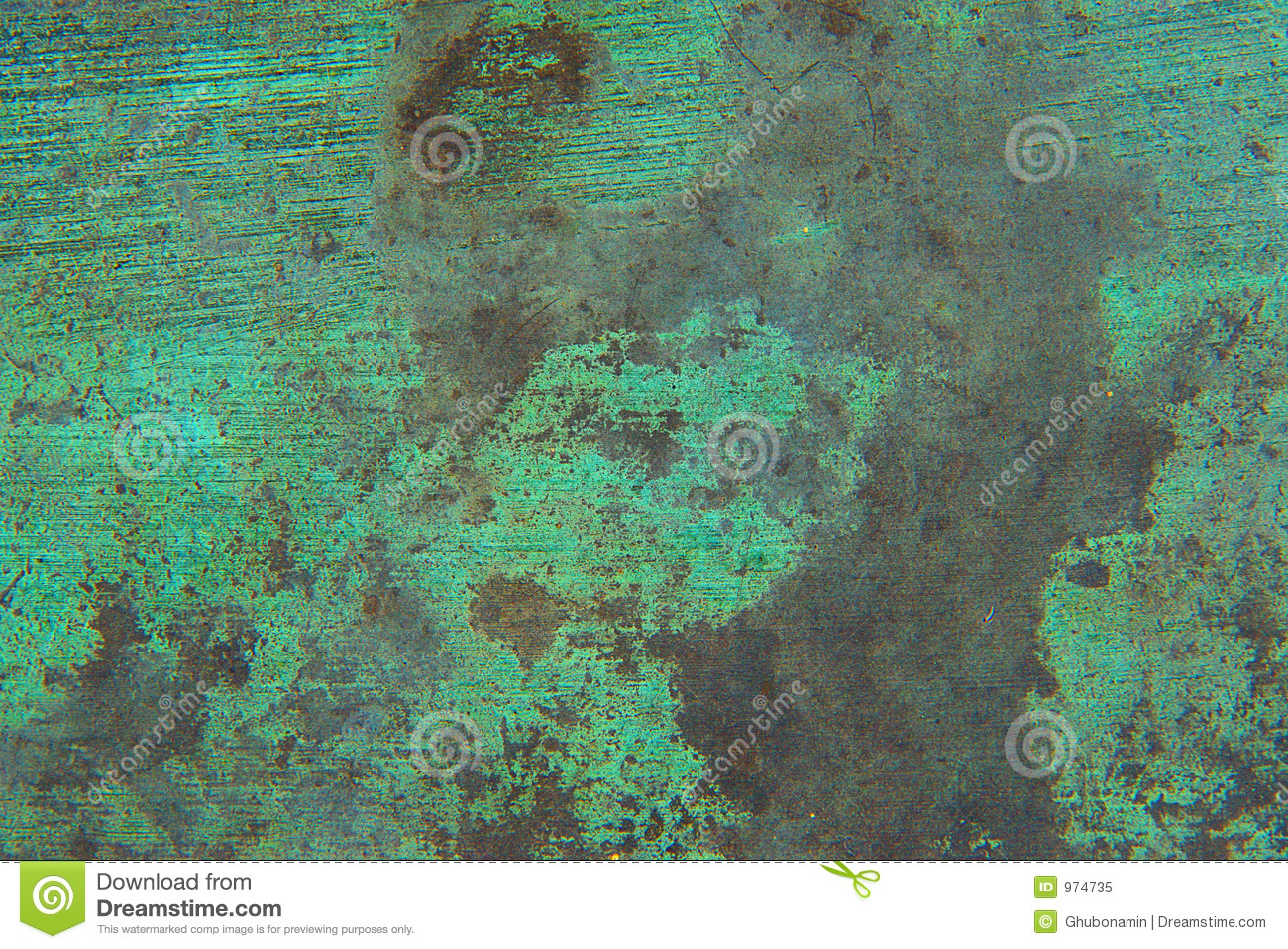 Metal Oxidized Royalty Free Stock Photo Image 974735