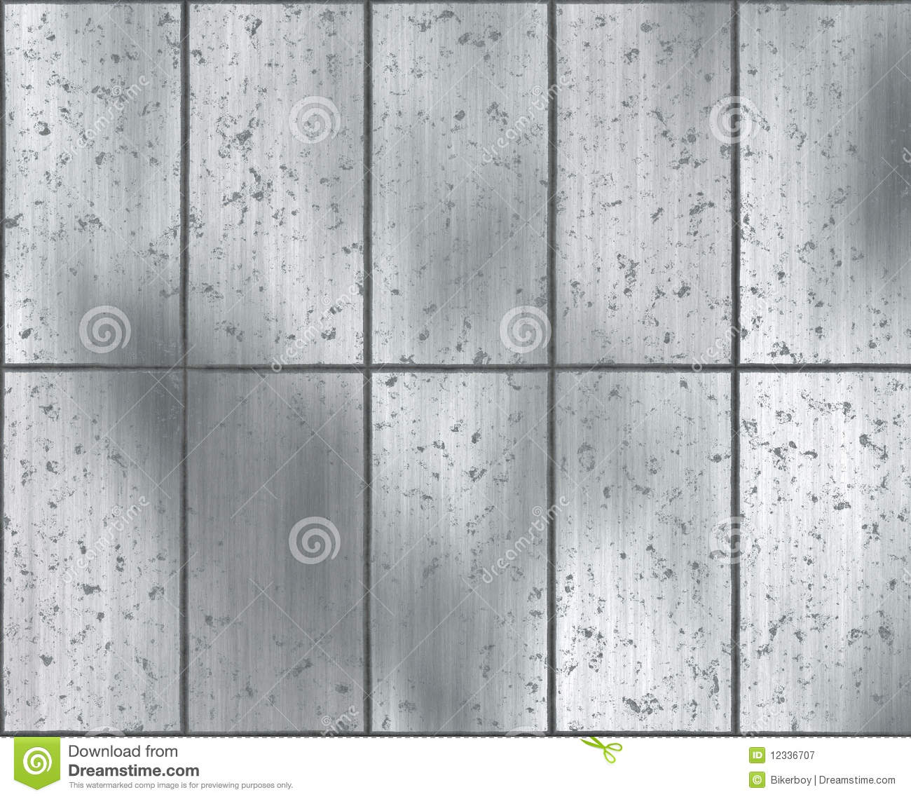 Metal Panel Royalty Free Stock Photography Image 12336707