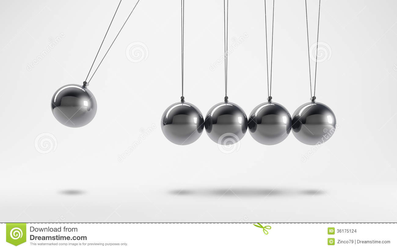 Absolutely love Swinging balls pendulum all time