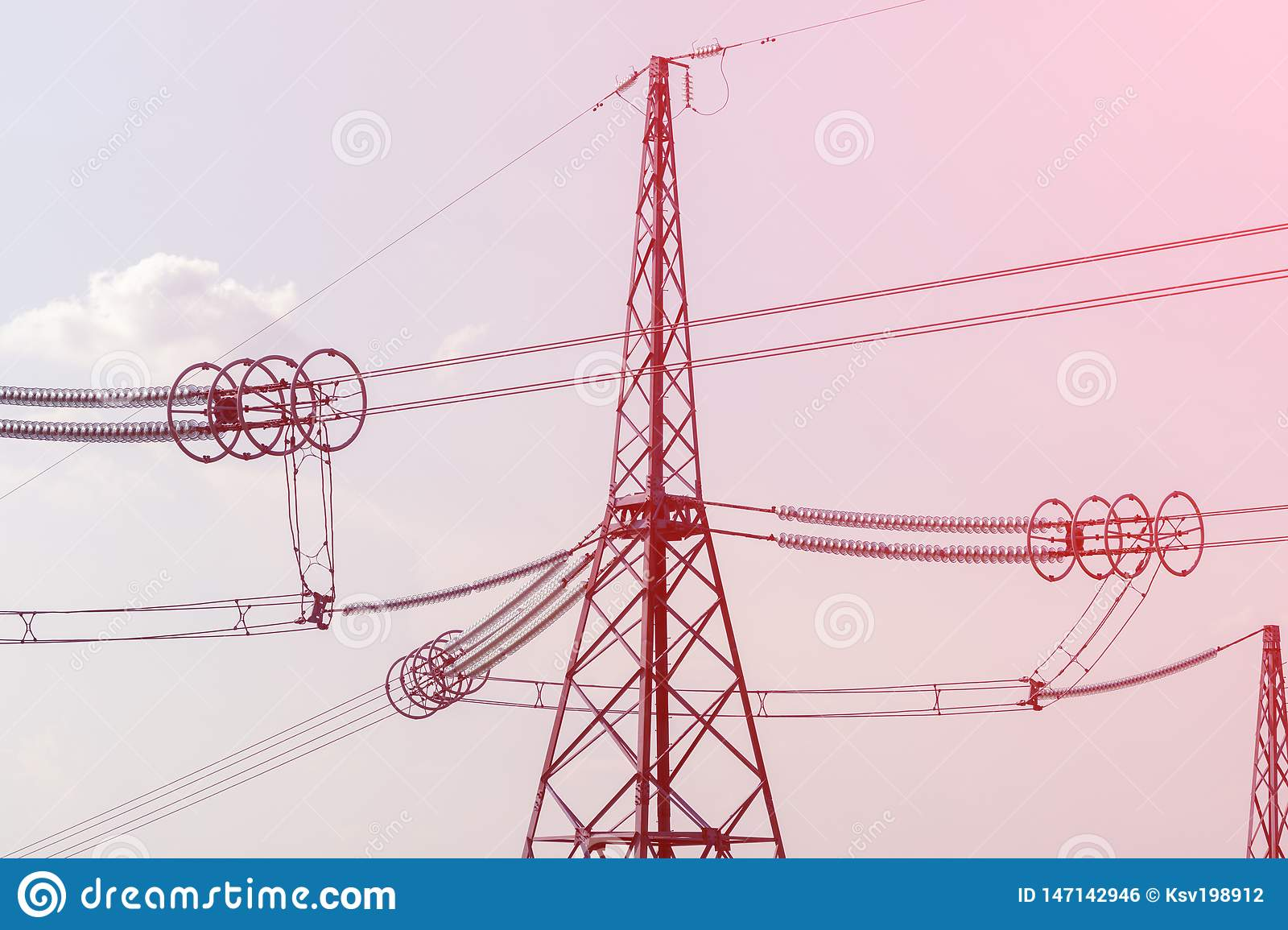 sky phone line wiring diagram metal poles of a power line with wires against a blue sky sunset  wires against a blue sky sunset