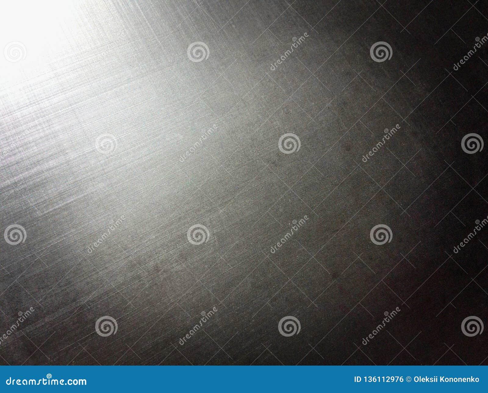 Metal powierzchnia, aluminiowy aliaż, magnezu aliaż, słońce raca, słoista tekstura