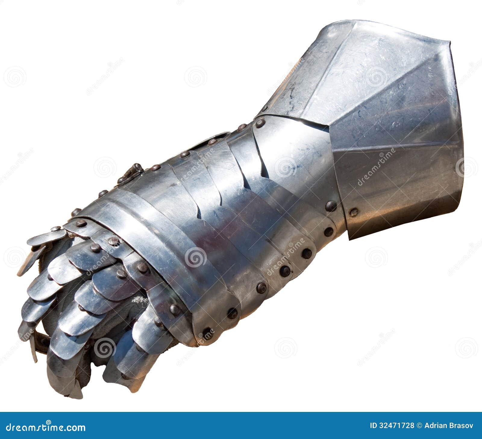 Metal rękawiczka
