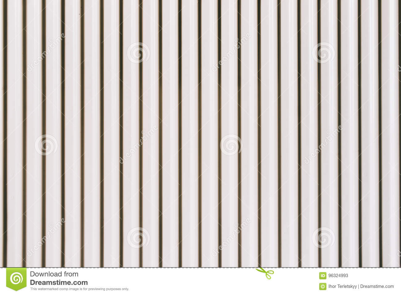 picket fence texture. Fine Fence Metal Ribbed Texture Profile Decking Internal Primed Side Of A Metal Picket  Fence With Picket Fence Texture R