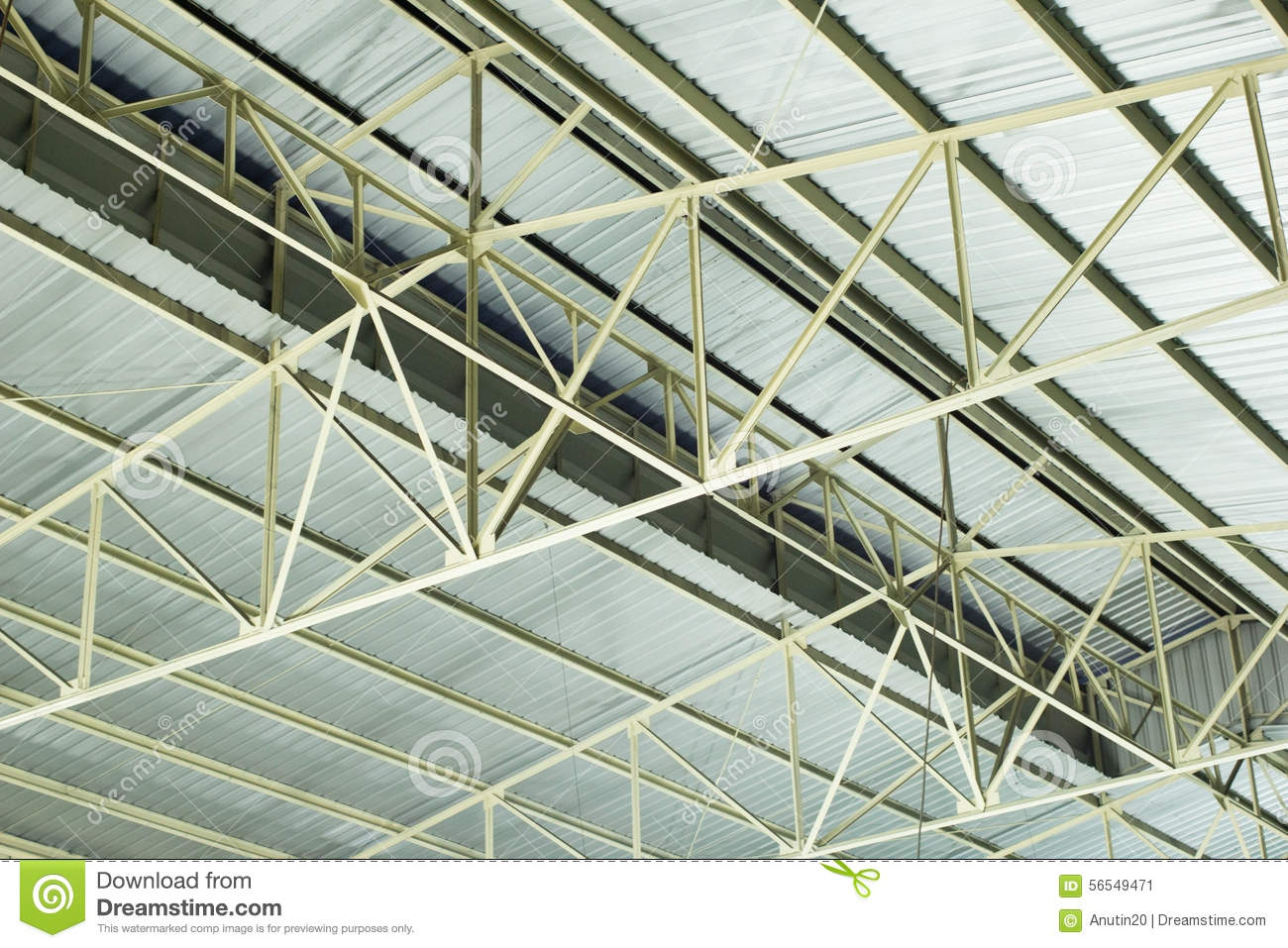 Roof structure 14