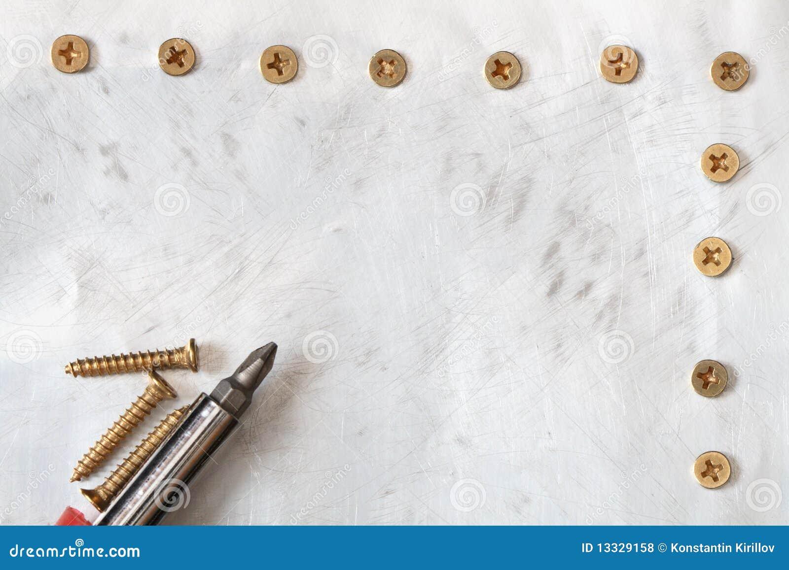 Metal śruby
