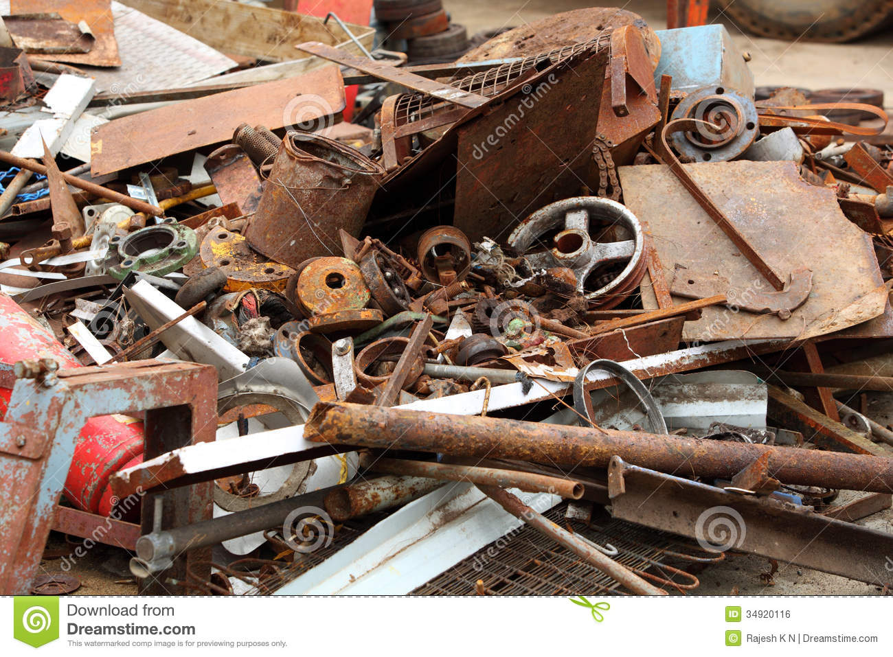 How to Begin a Scrap Metal Business