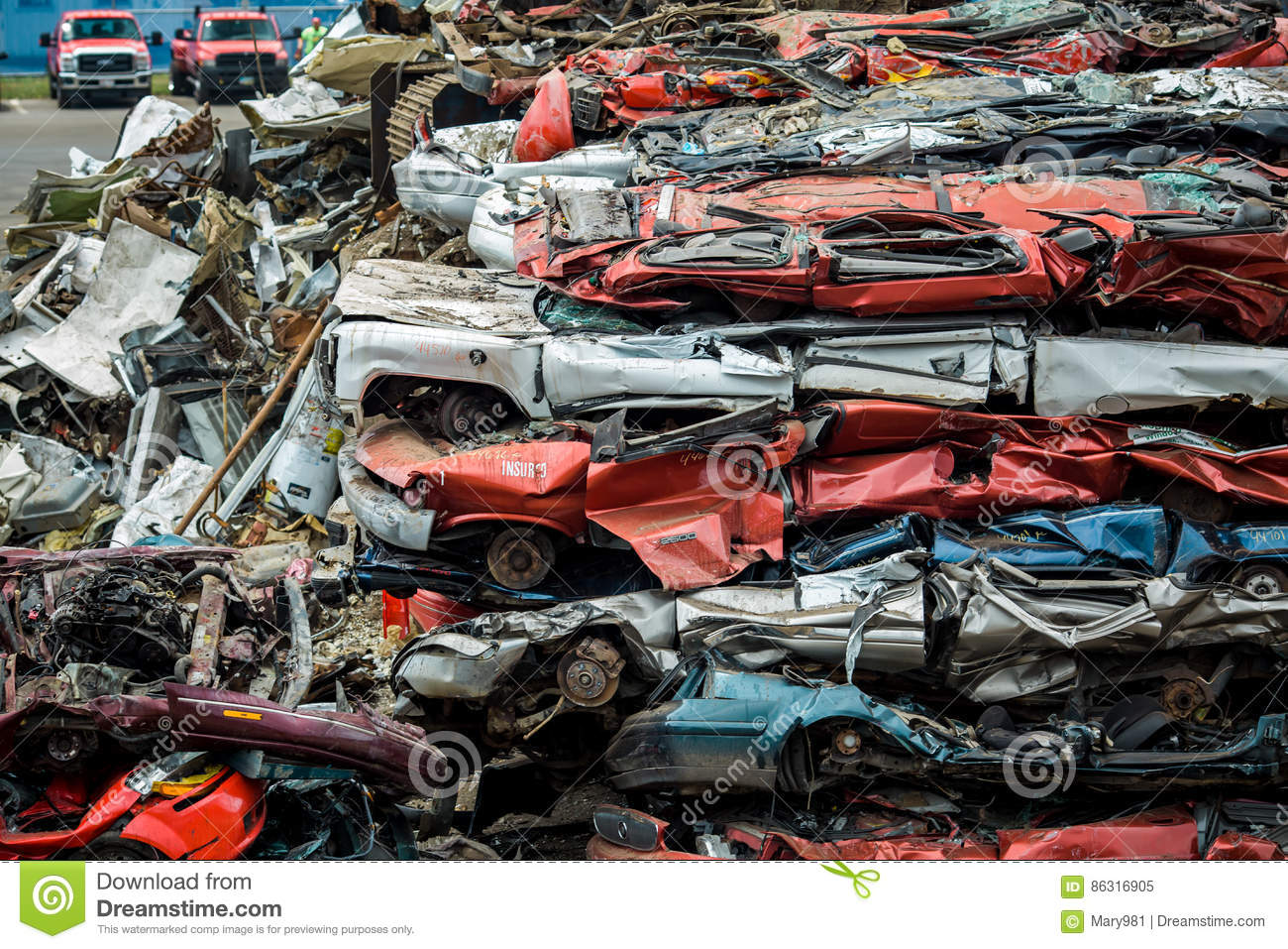 Auto scrap yard los angeles 10