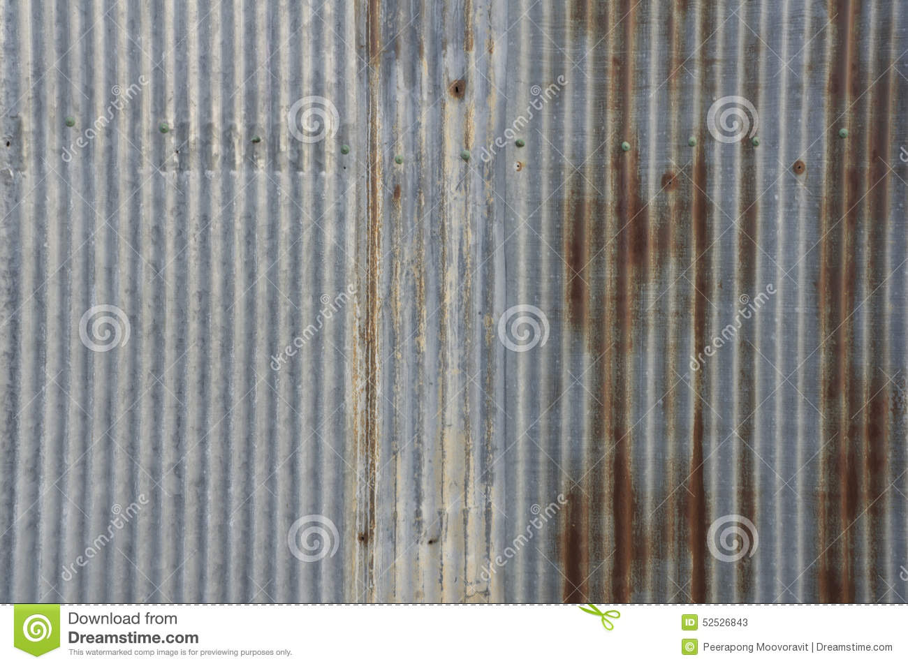 Metal sheet rust wall home house rustic concept stock for Rustic concept