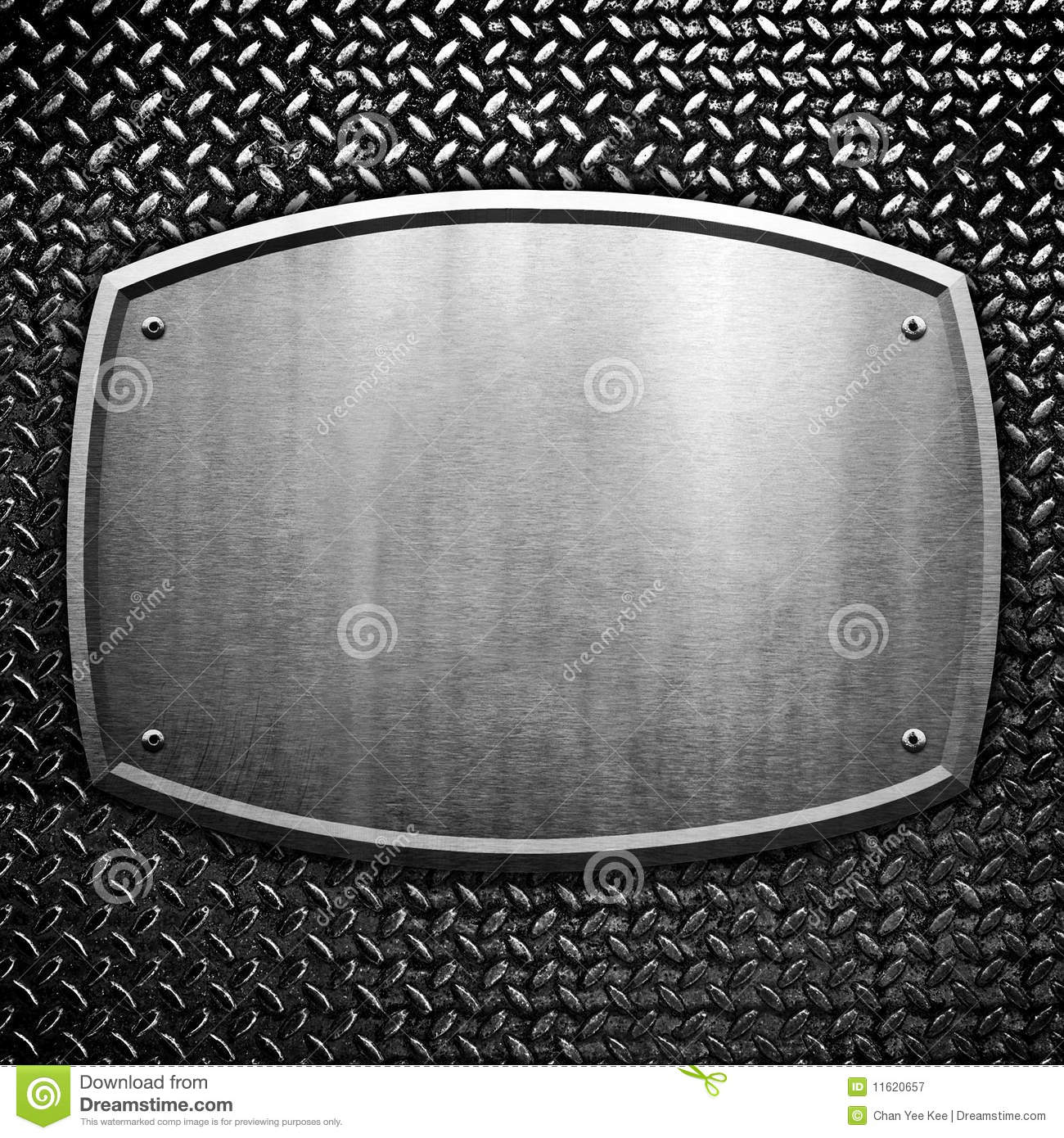 Metal Sign Background Stock Image Image Of Black Board
