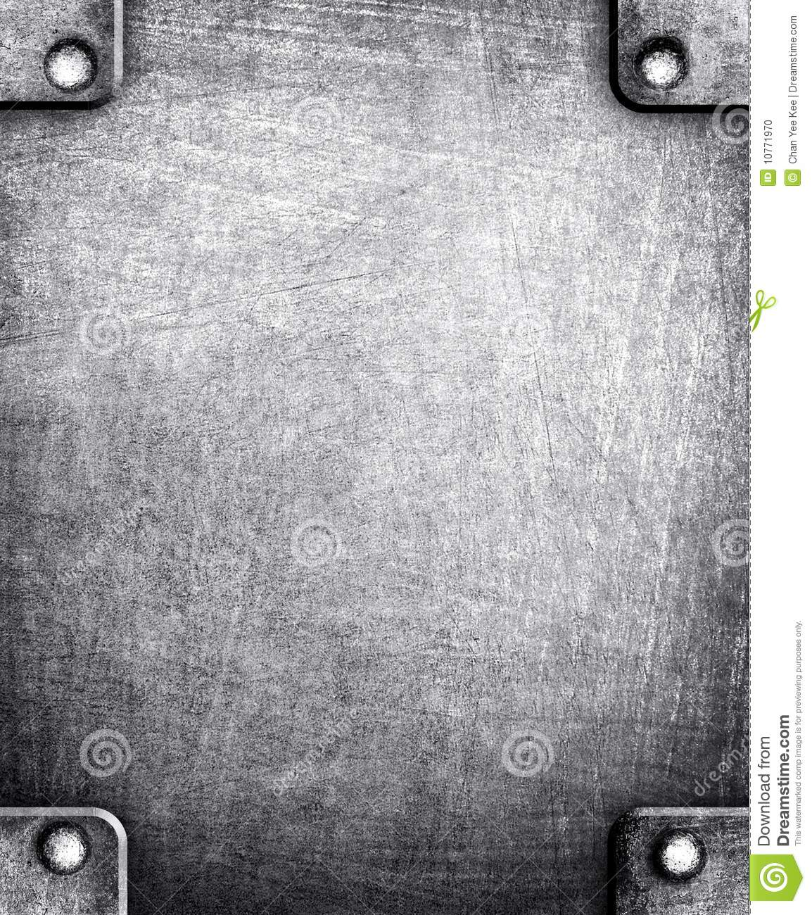 metal template background stock illustration  image of