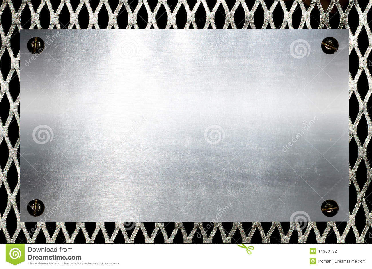 metal template background stock photo  image of panel