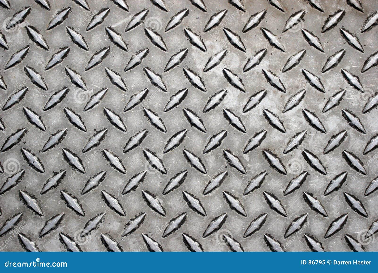 Metal a textura