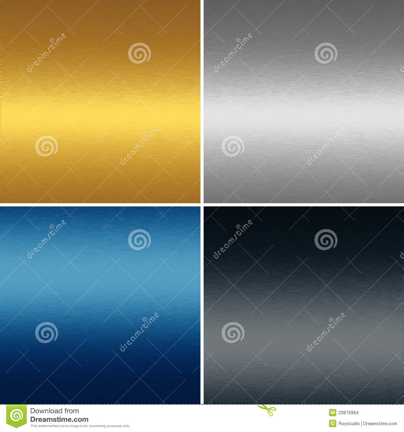 Metal textures backgrounds collection